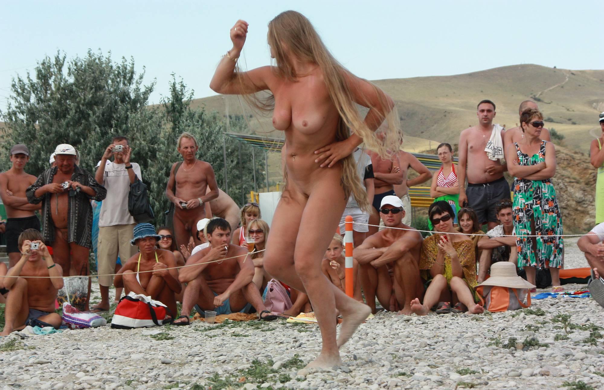 Purenudism Pics Neptune Woman Dance - 1