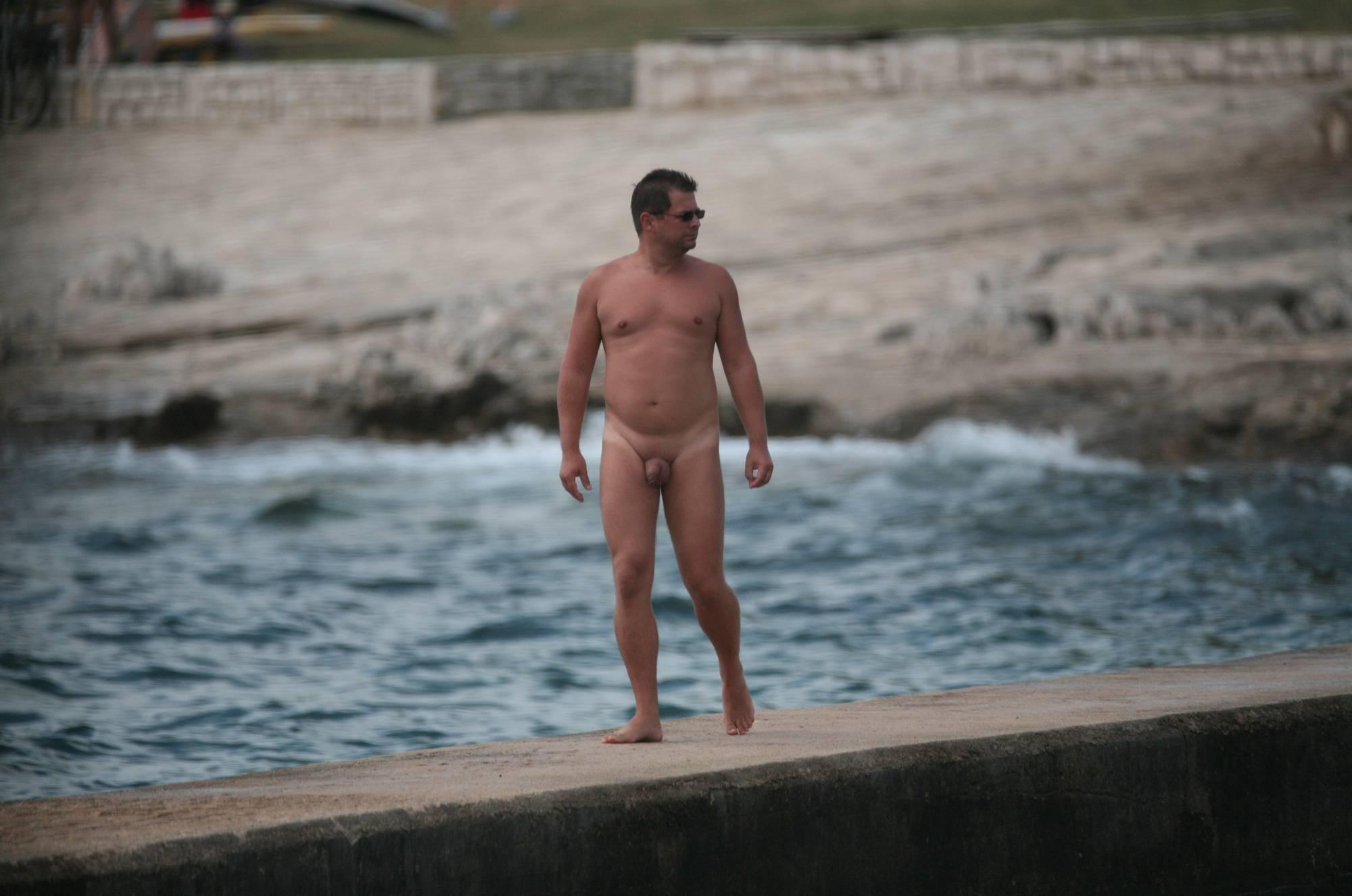Pure Nudism Gallery-Nude Beach Bridge Cross - 2