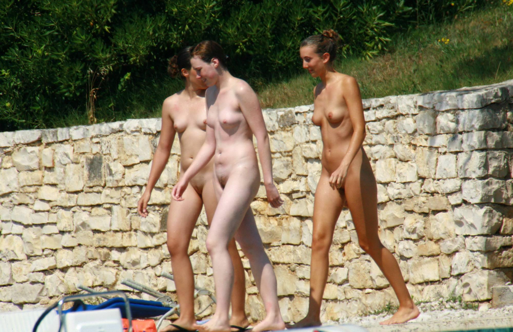 Purenudism-Nude Duet Water Migration - 2