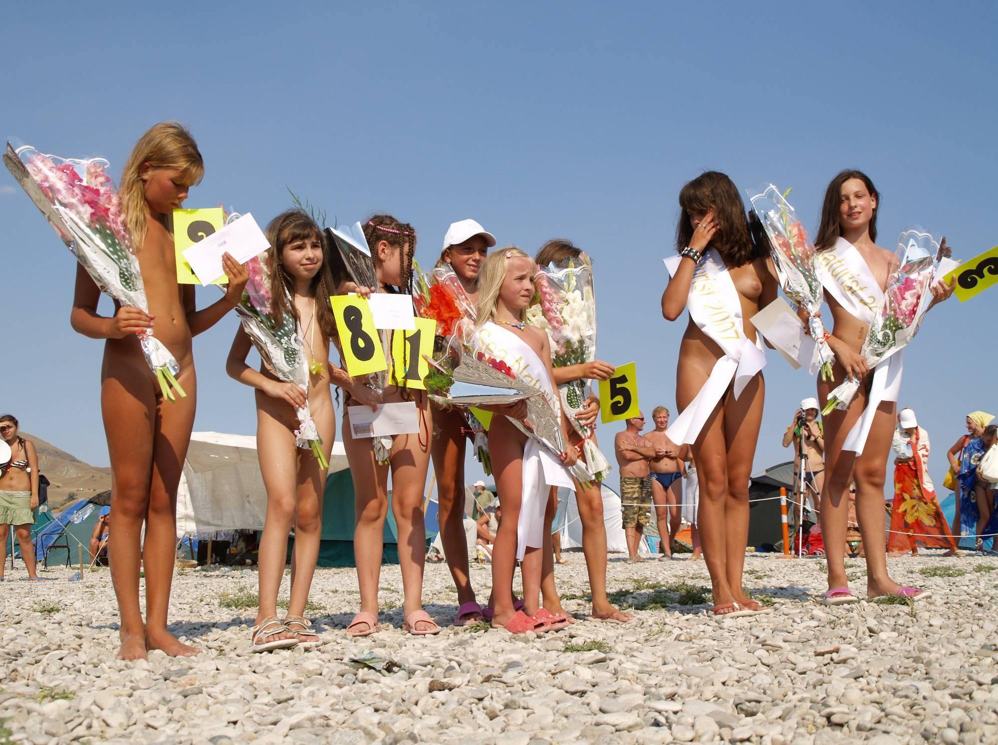 Pure Nudism Gallery-Nude Jr Kids Pageant - 4