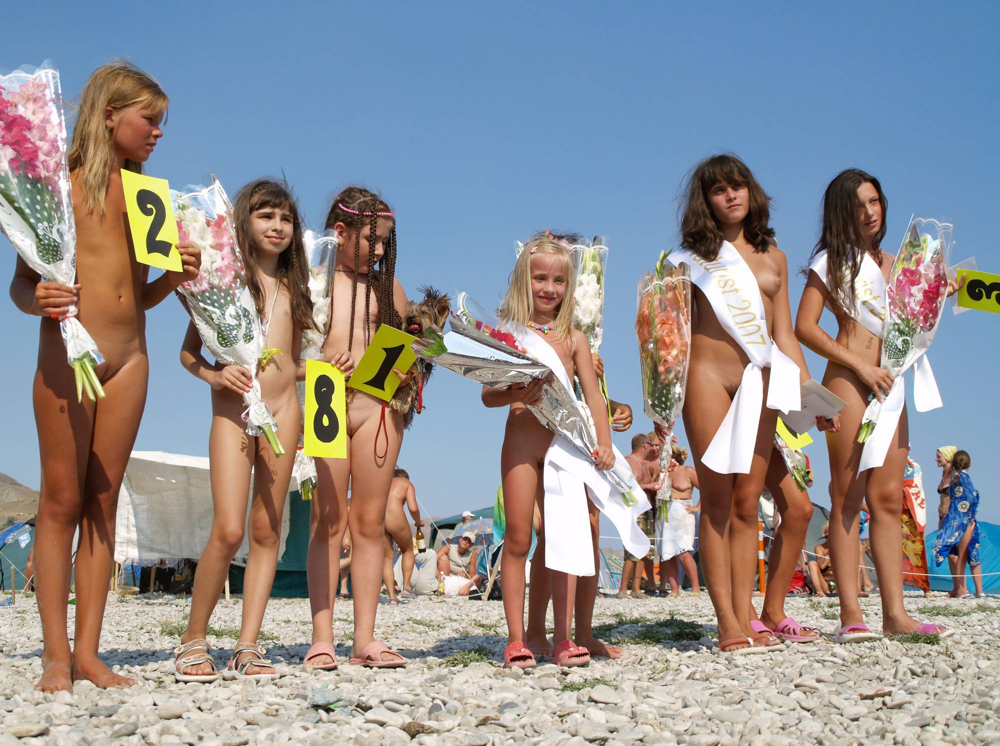 Nude Jr Kids Pageant - 1