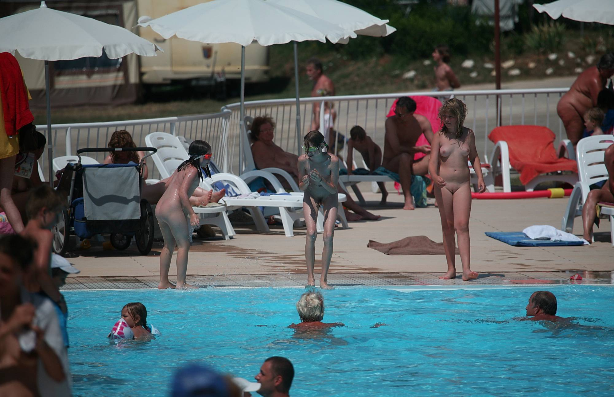 Purenudism Images-Nude Perspective and Pools - 4