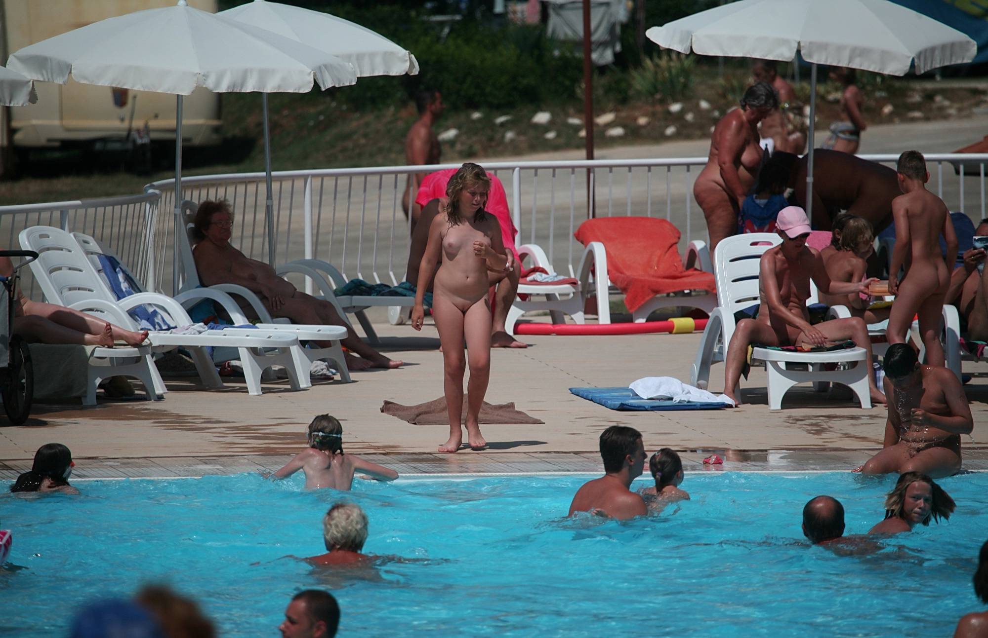 Purenudism Pics-Nude Perspective and Pools - 2