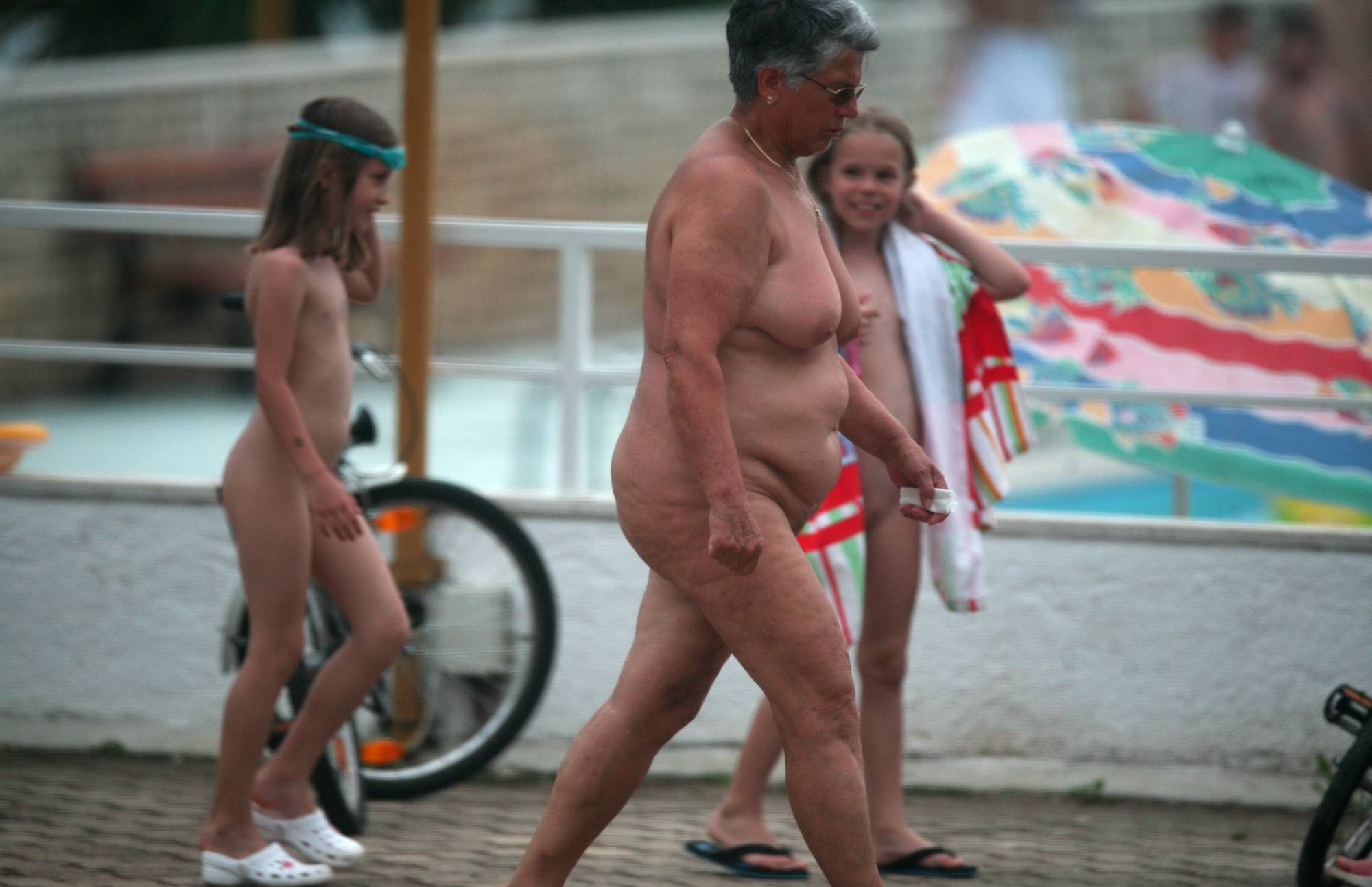 Pure Nudism Photos-Nude Walk and Biking Trail - 3