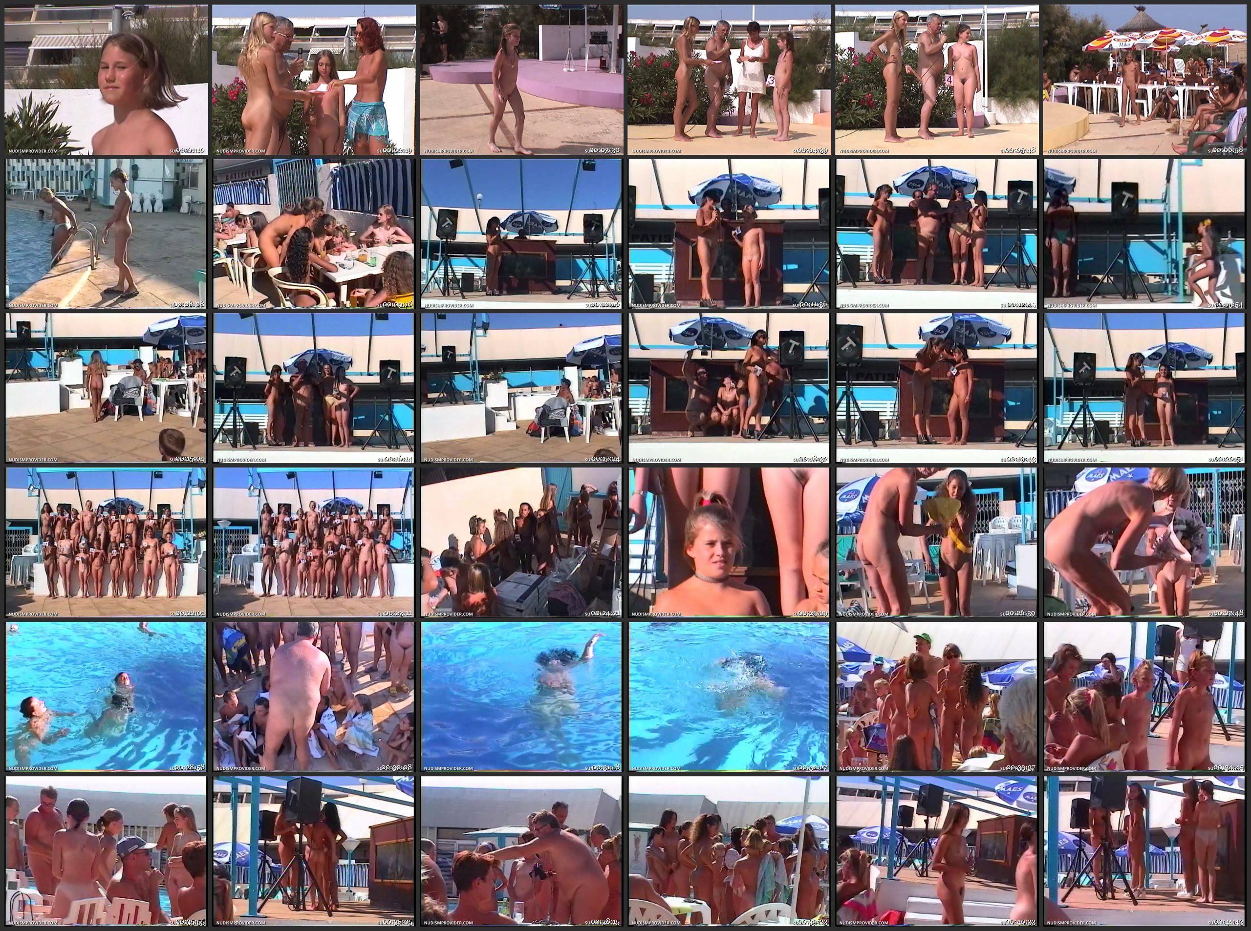 Nudist-HDV-Junior Miss Pageant France 7 - Thumbnails