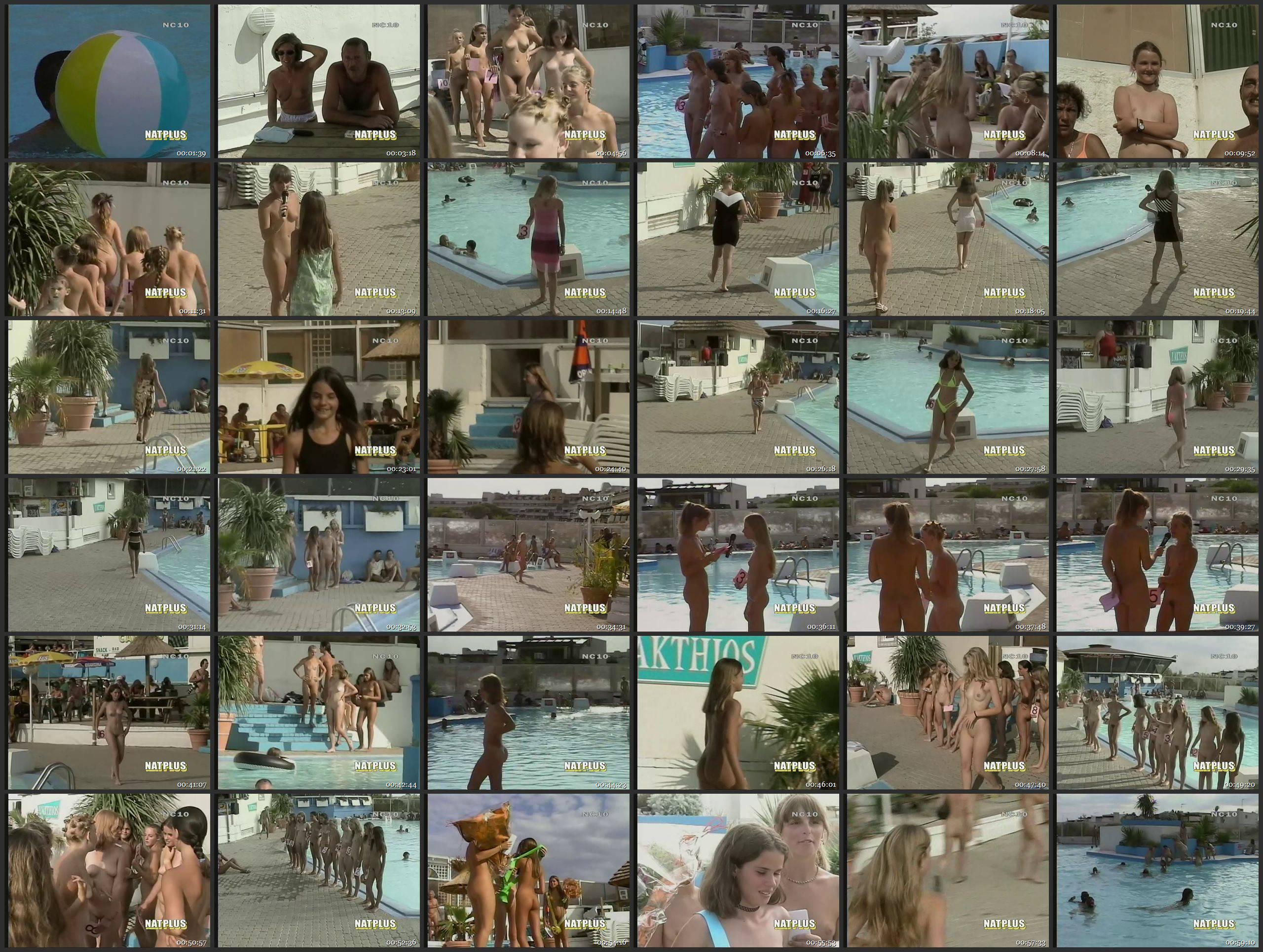 Nudist-HDV-Junior Miss Pageant NC10 - Thumbnails