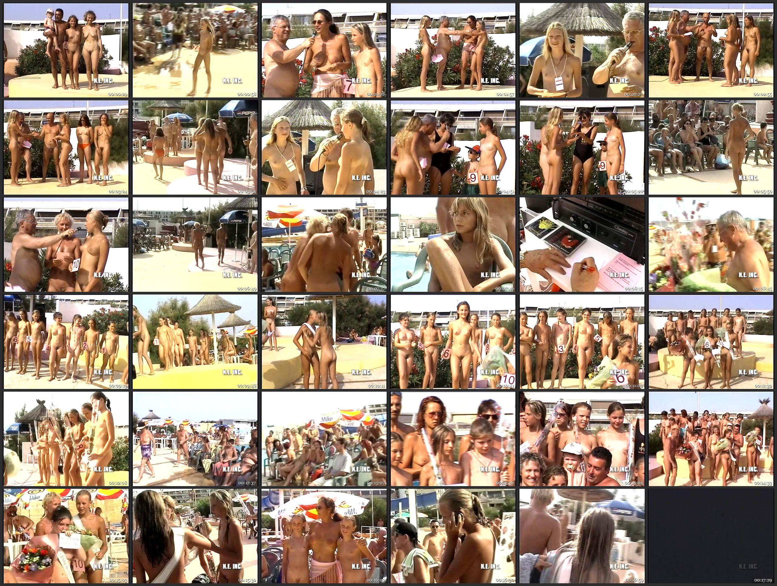 Sunat Natplus-Nudist Junior Contest 2007 - Thumbnails