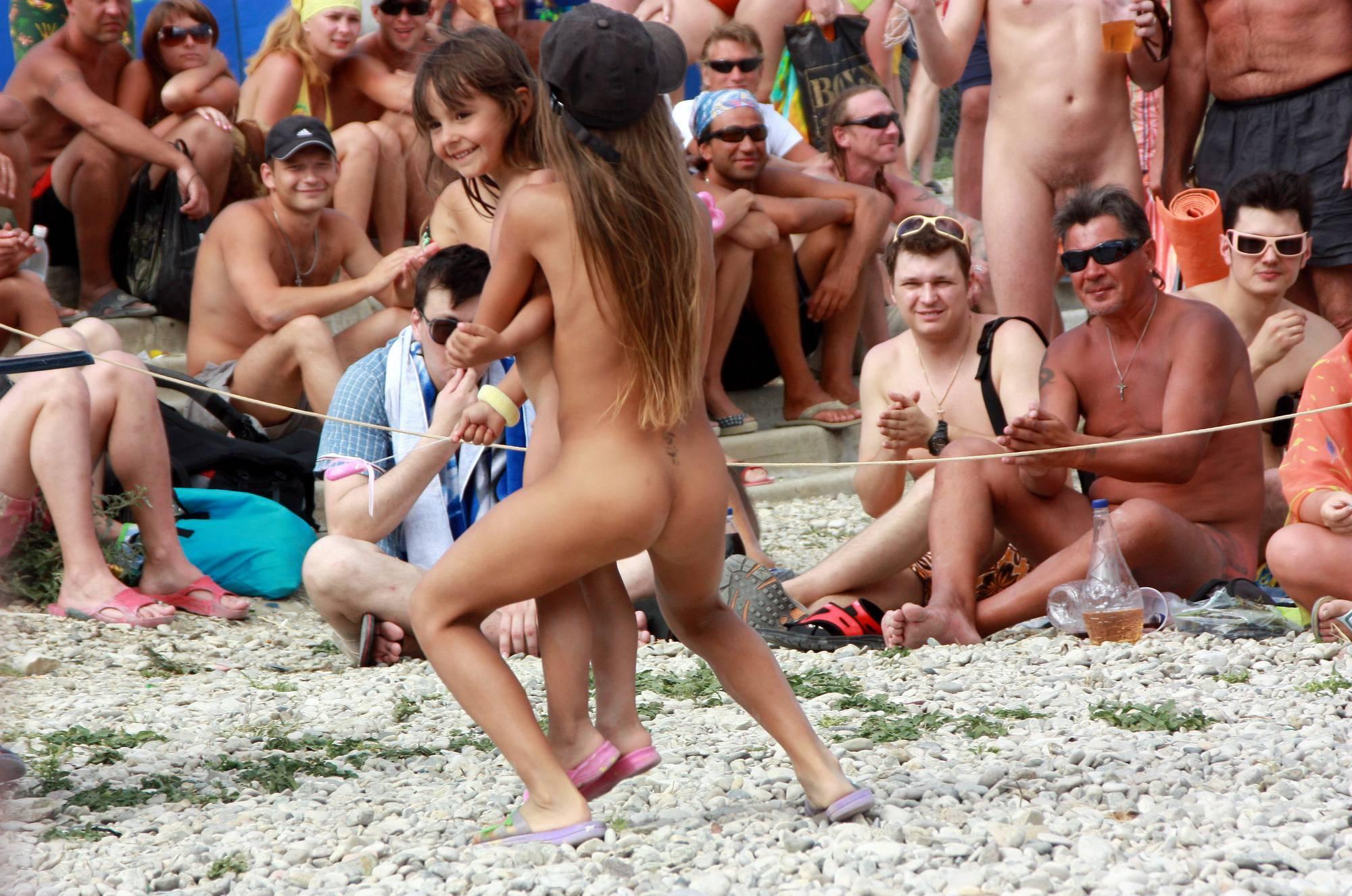 Nudist Duet Girl Rundown - 3