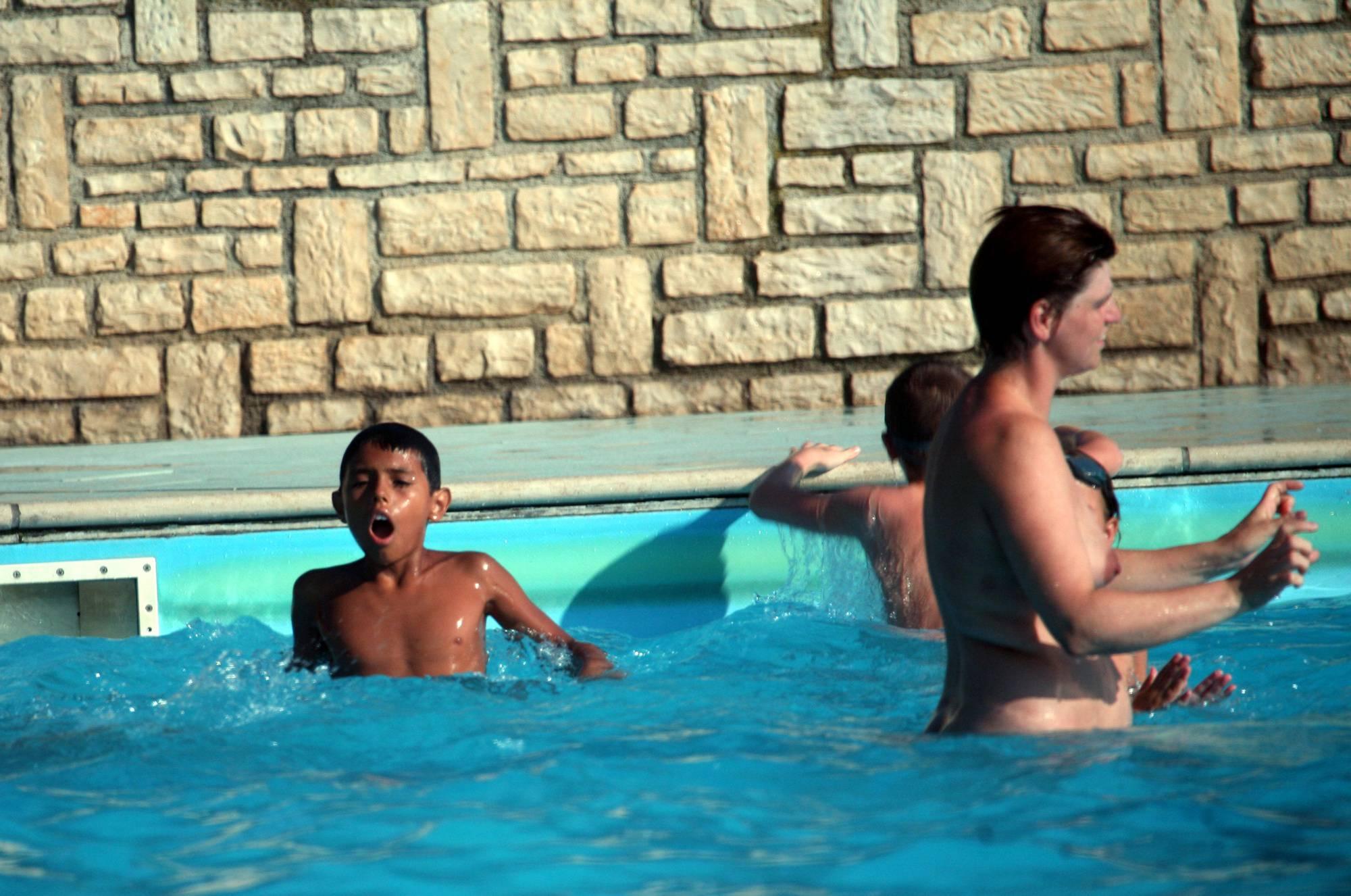 Nudist In-Pool Assortment - 4