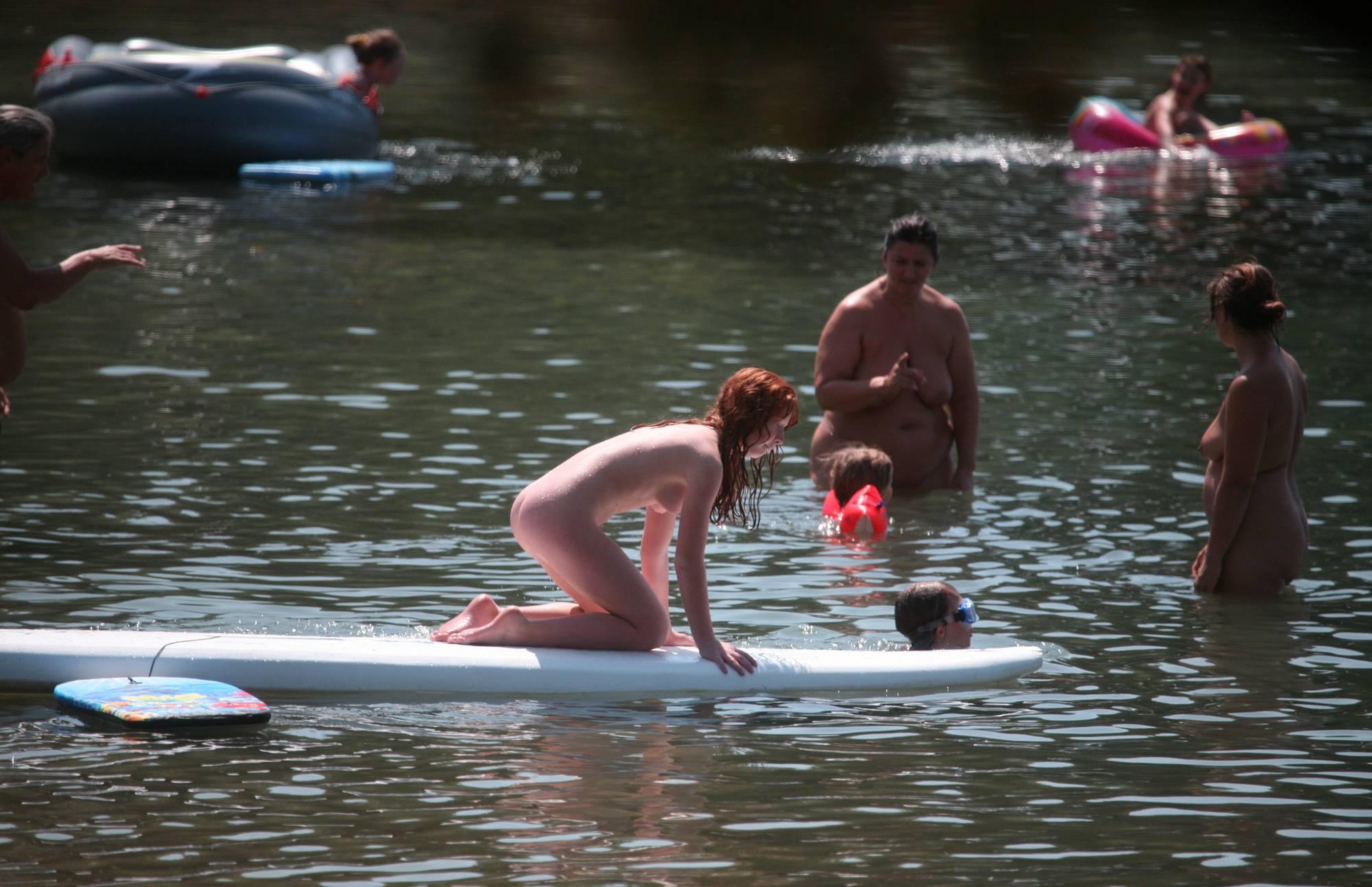 Pure Nudism Images Nudist Park Canoe Waters - 1