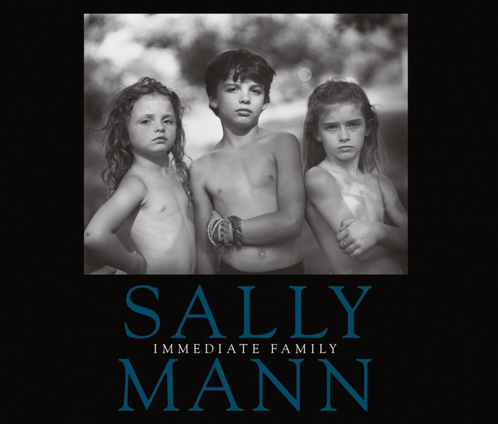 Nudist Pictures-Sally Mann - Immediate Family (Book) - Poster