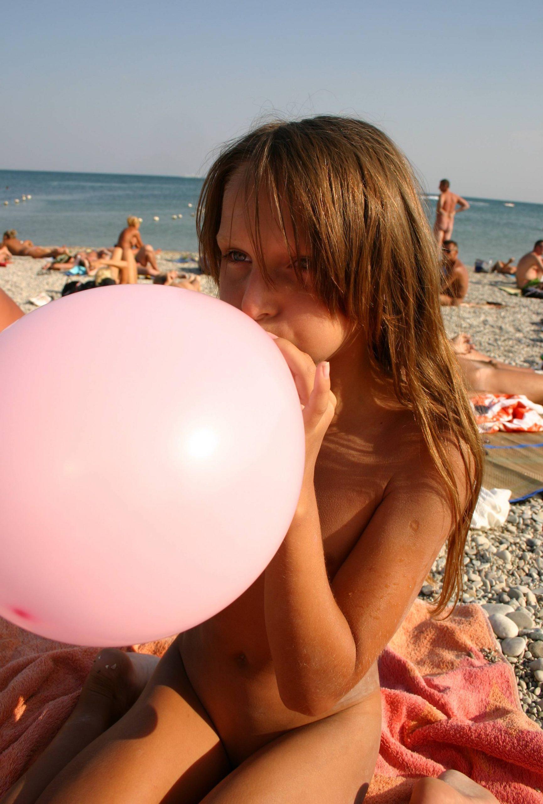 Our Beach Balloon Profile - 2