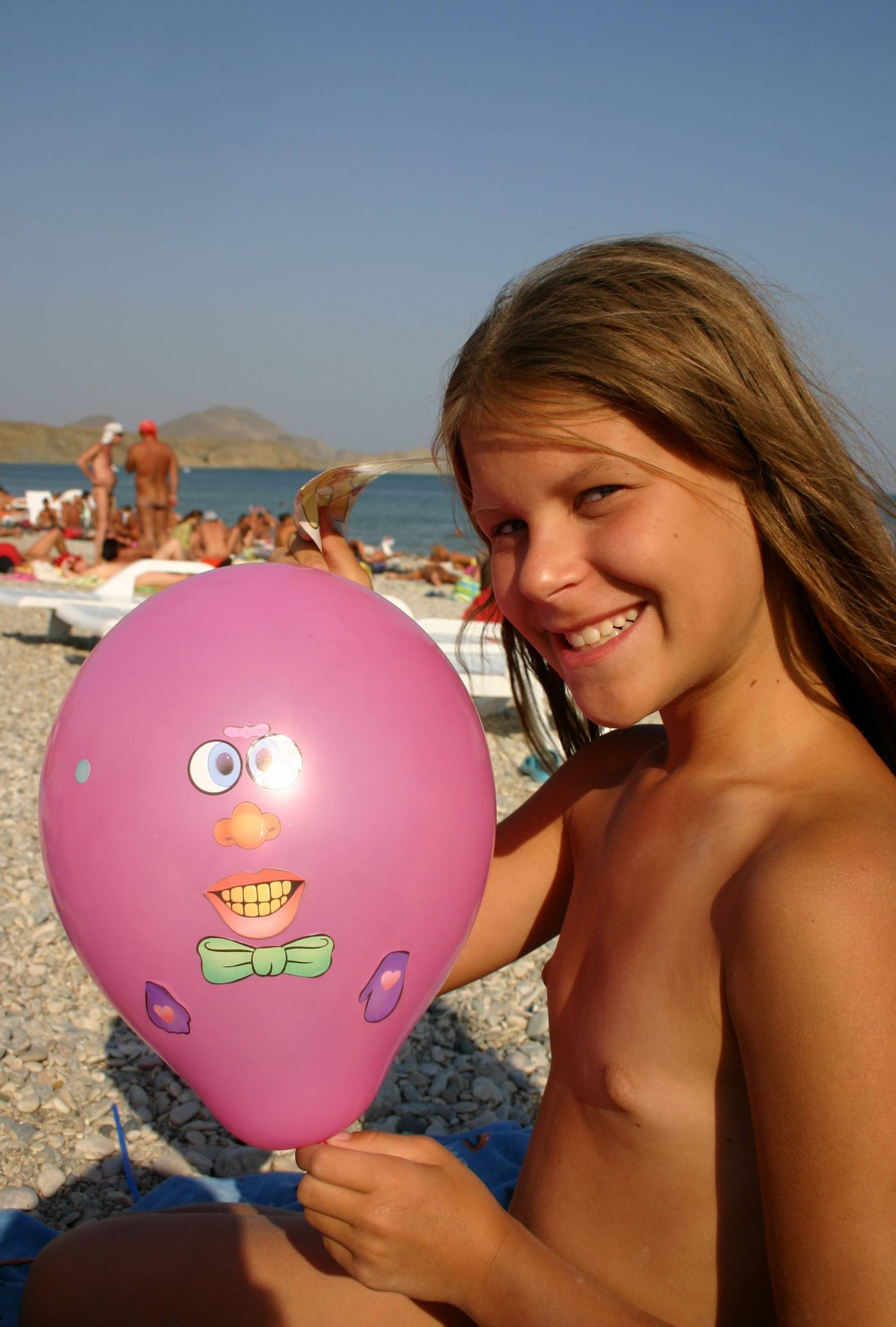 Our Beach Balloon Profile - 3