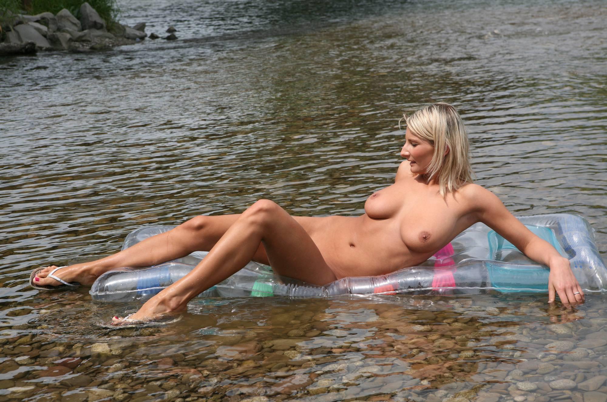 Park Floating On River - 1