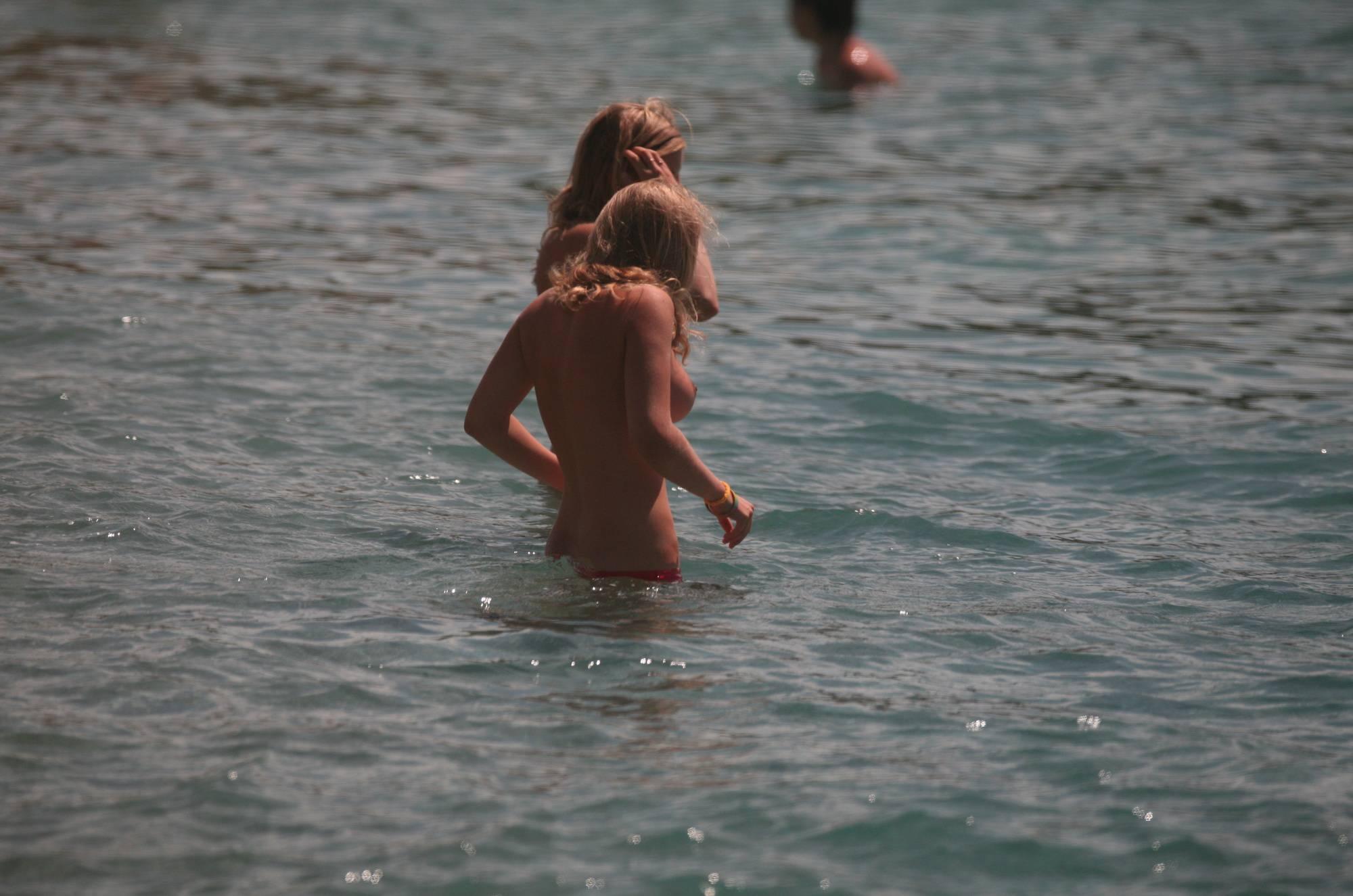 Pure Nudism Photos-Cove Pyramid Girlfriends - 1