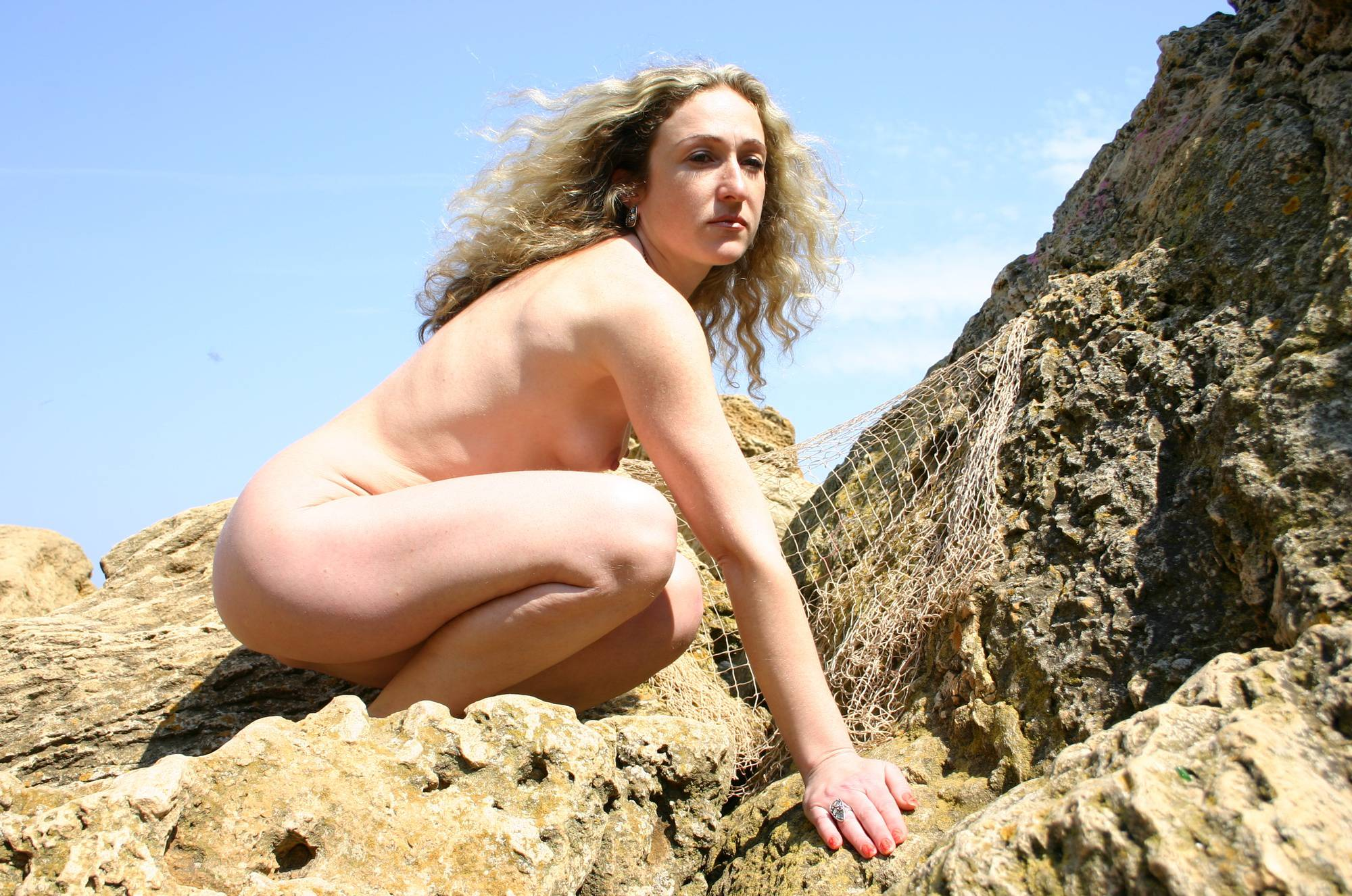 Purenudism Images-Mother Nude Mountain Net - 1