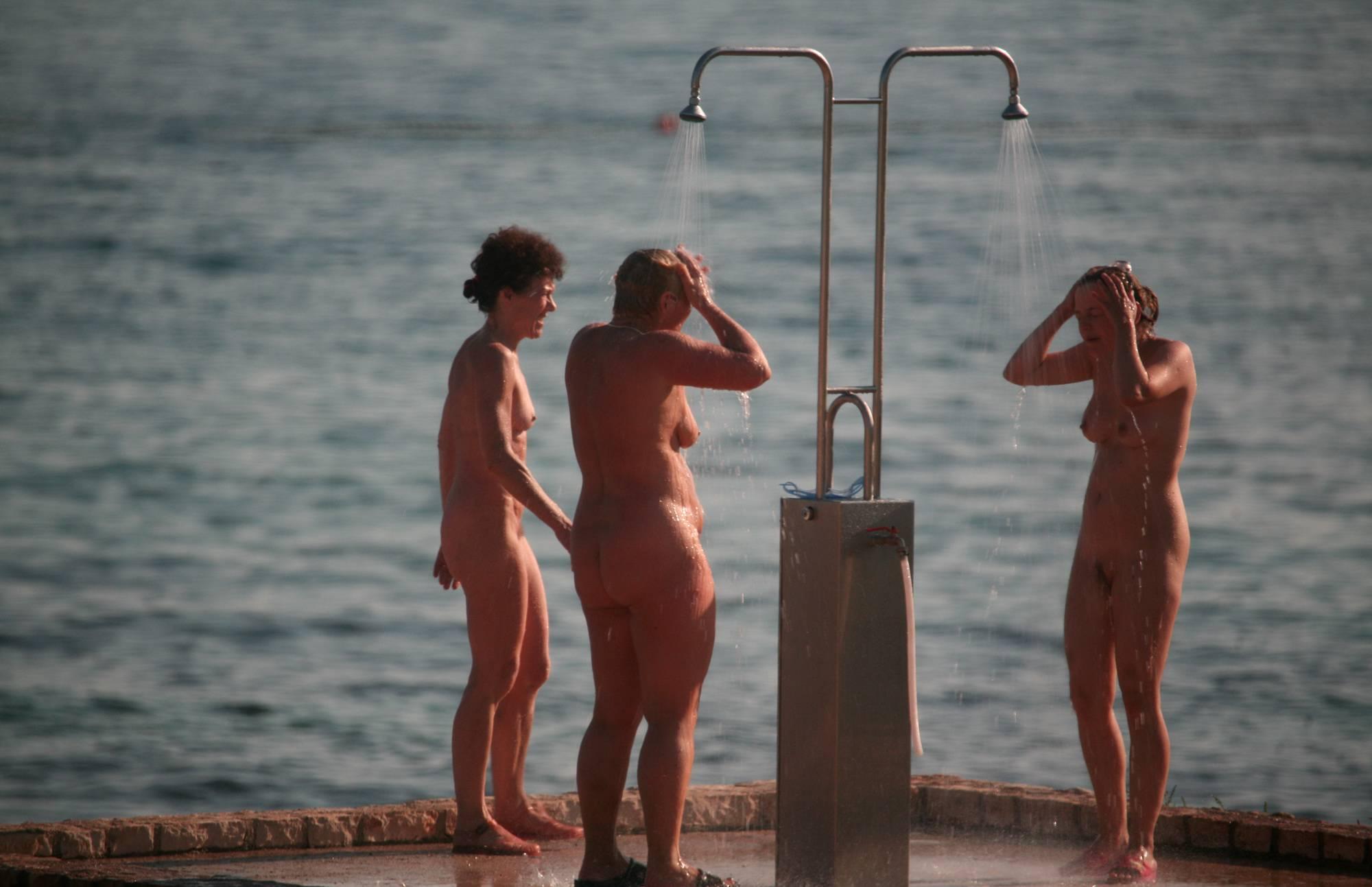 Purenudism Naturist Shower Series - 1