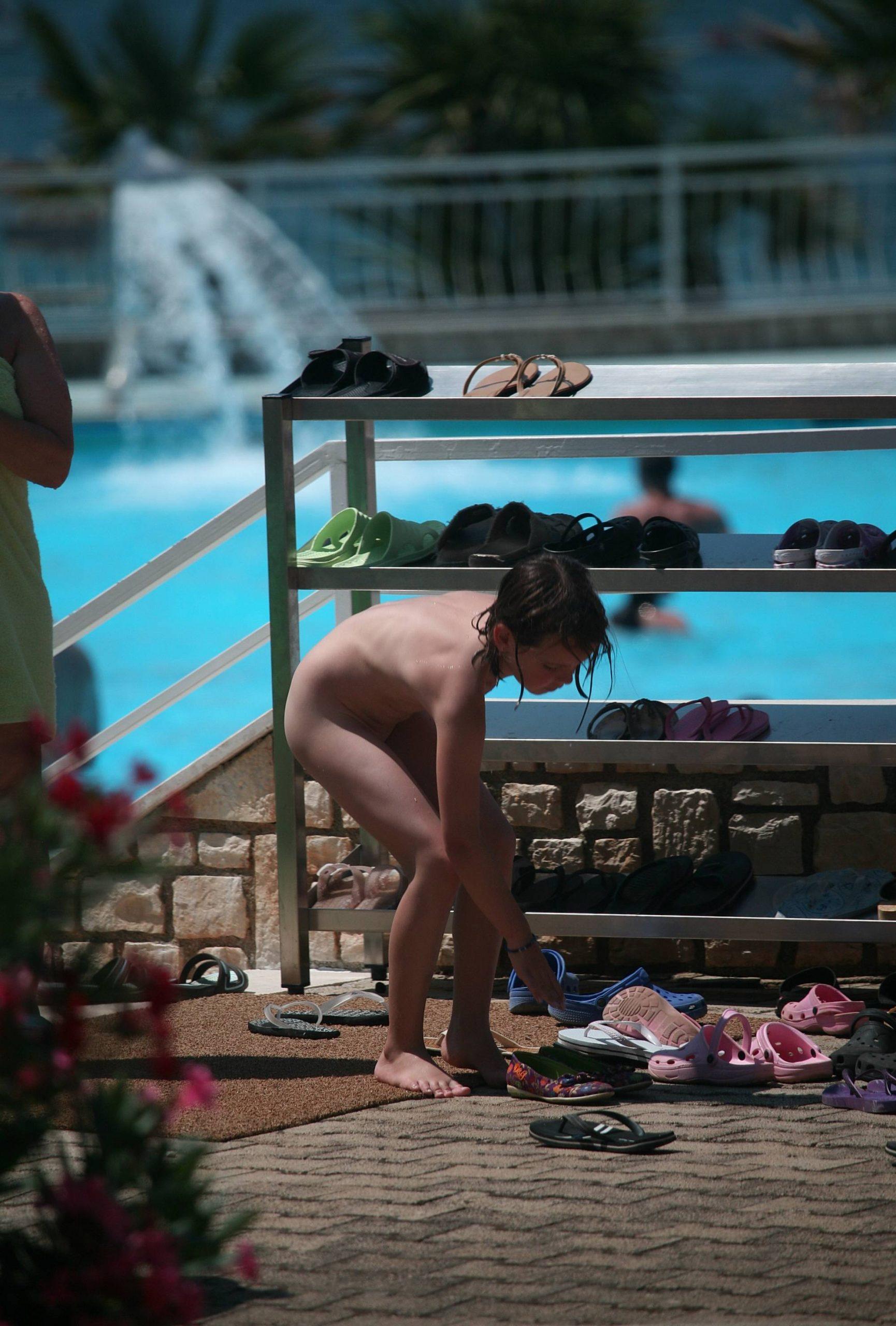 Pure Nudism-Nudist Park Child Passing - 3