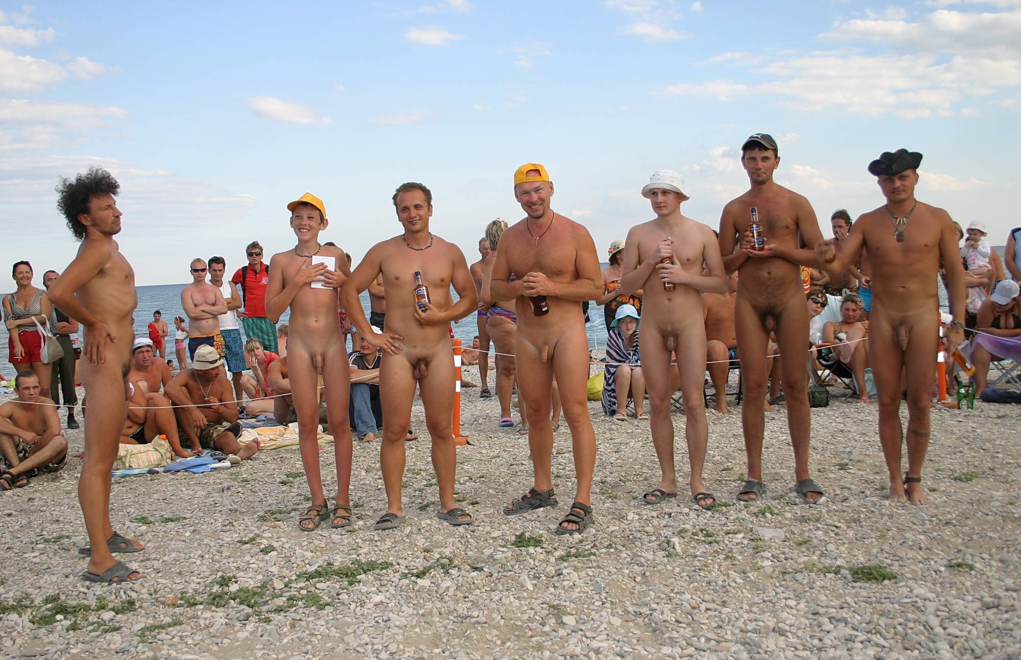 Pure Nudism Profile and Group Dancing - 1