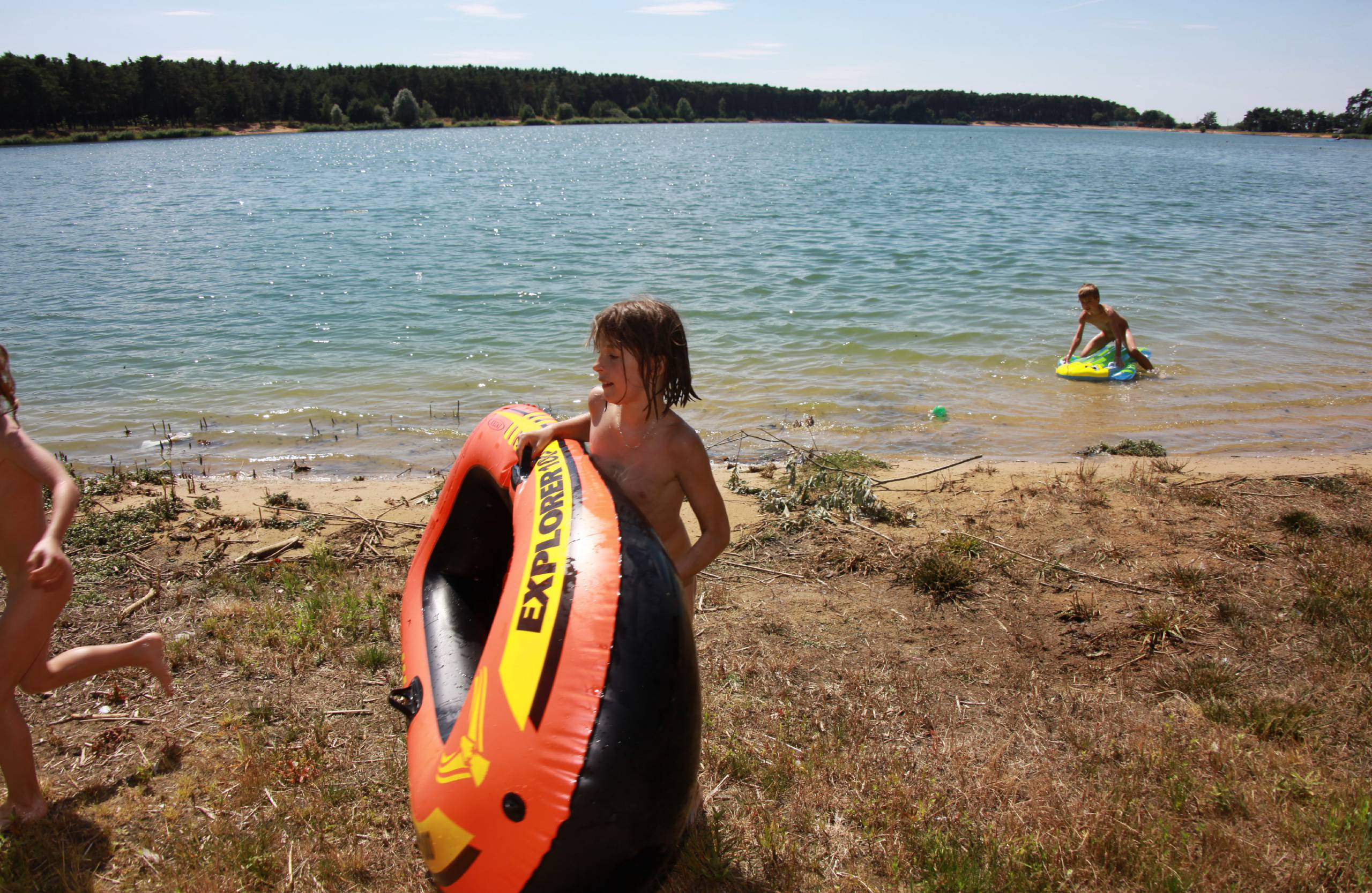 Pure Nudism Images Summer Sun Nudists - 1