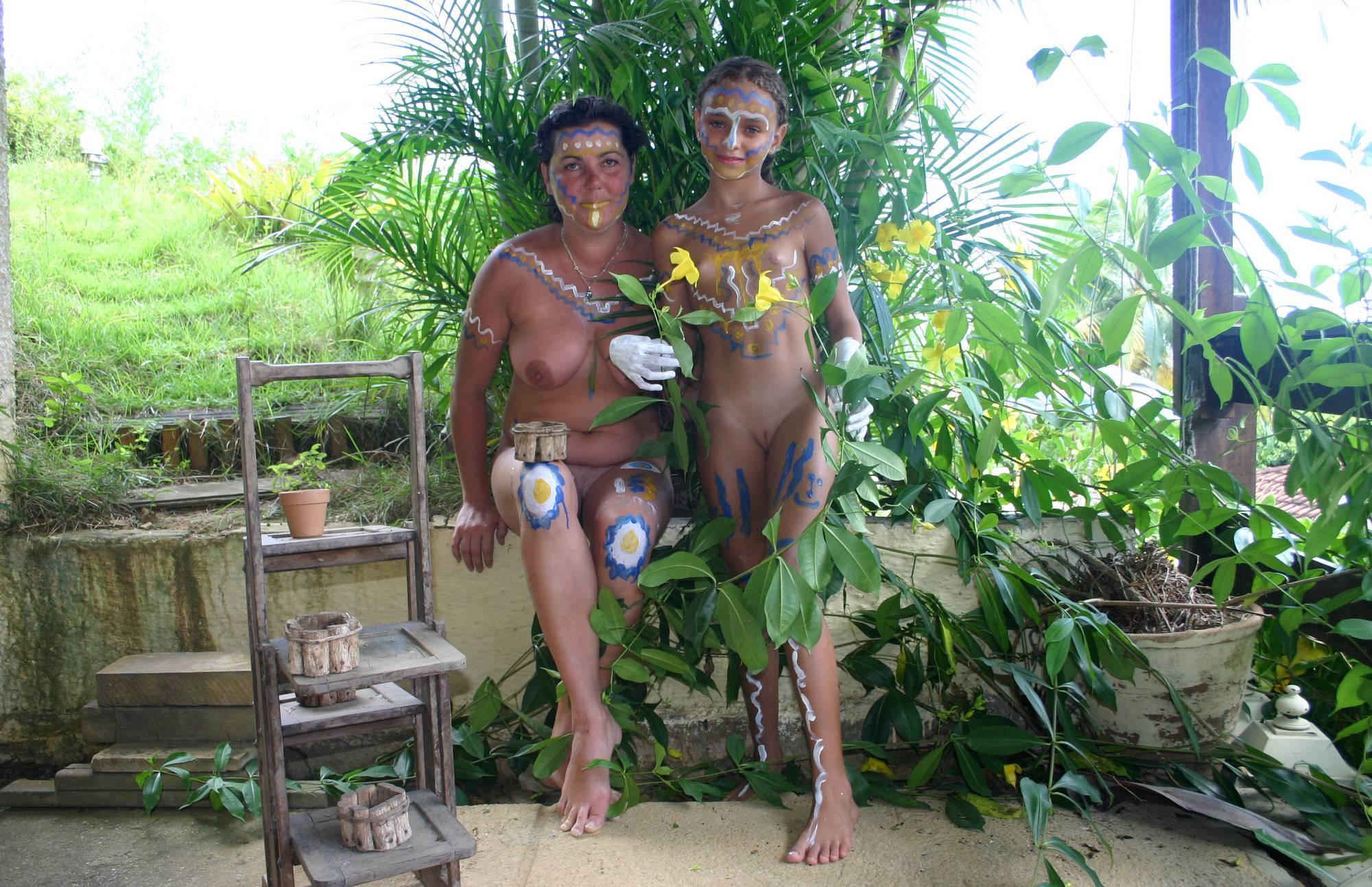 Purenudism Images-Two Nudist Profile Friends - 4