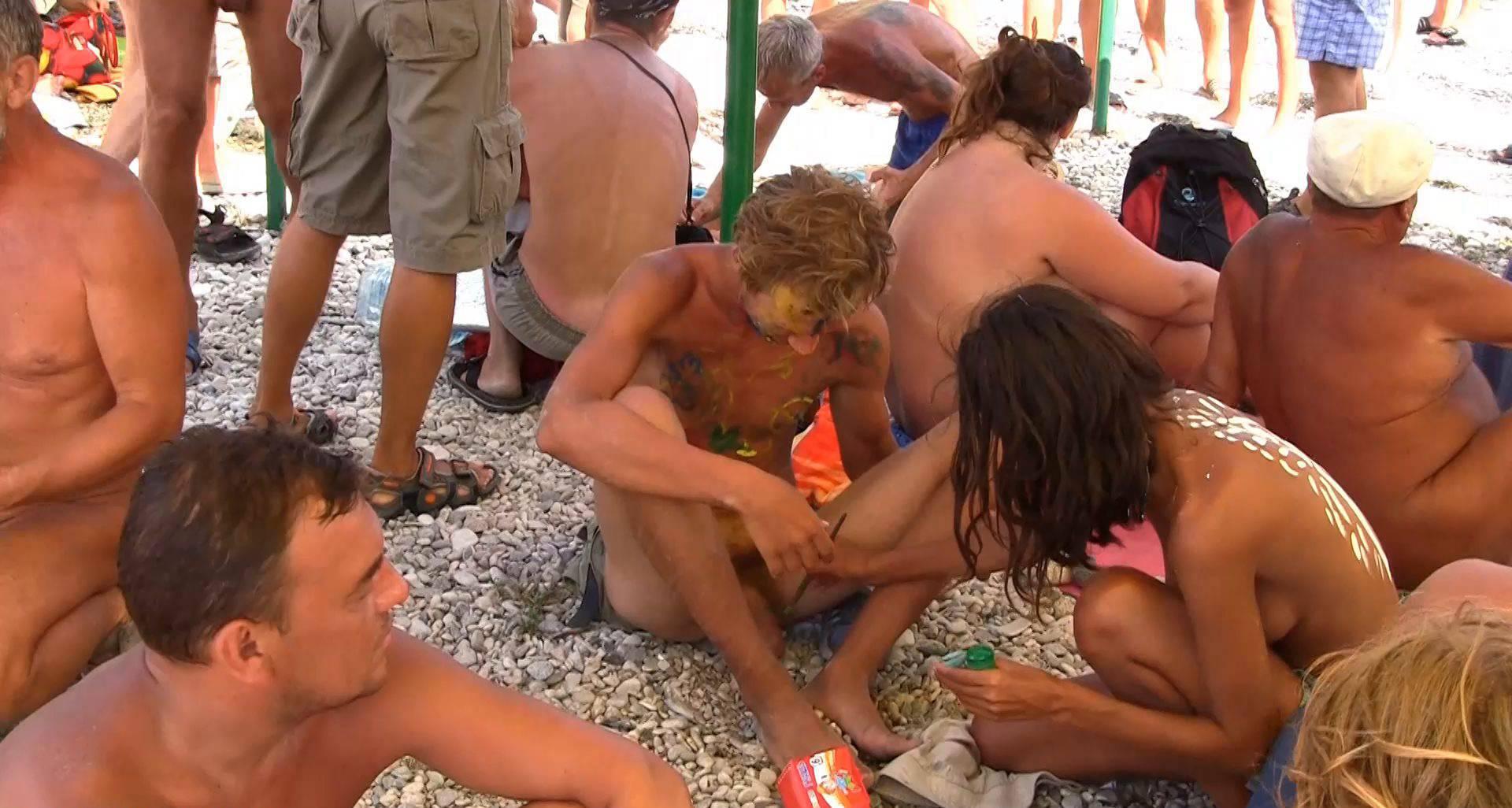 Pure Nudism Videos-Gods of the Seas - 2