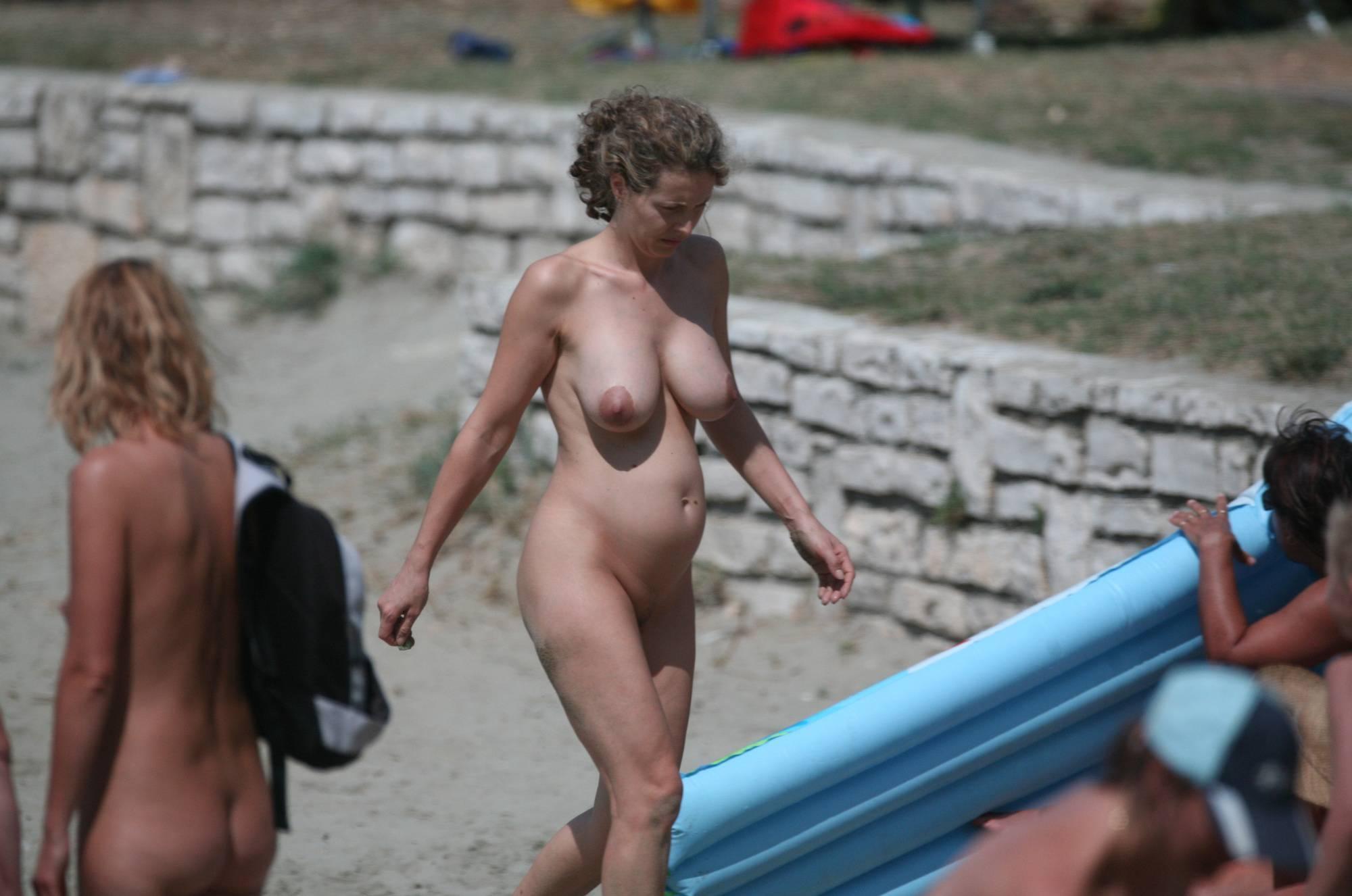 Adult Shore Sand Beaches - 3
