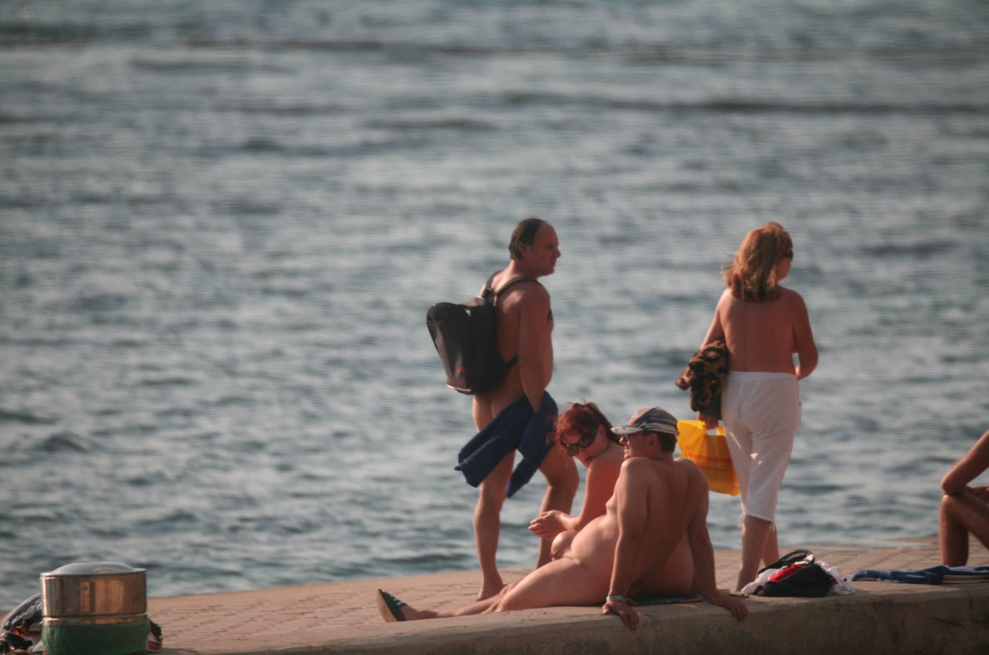 Bares Naturist Beach Slab - 2