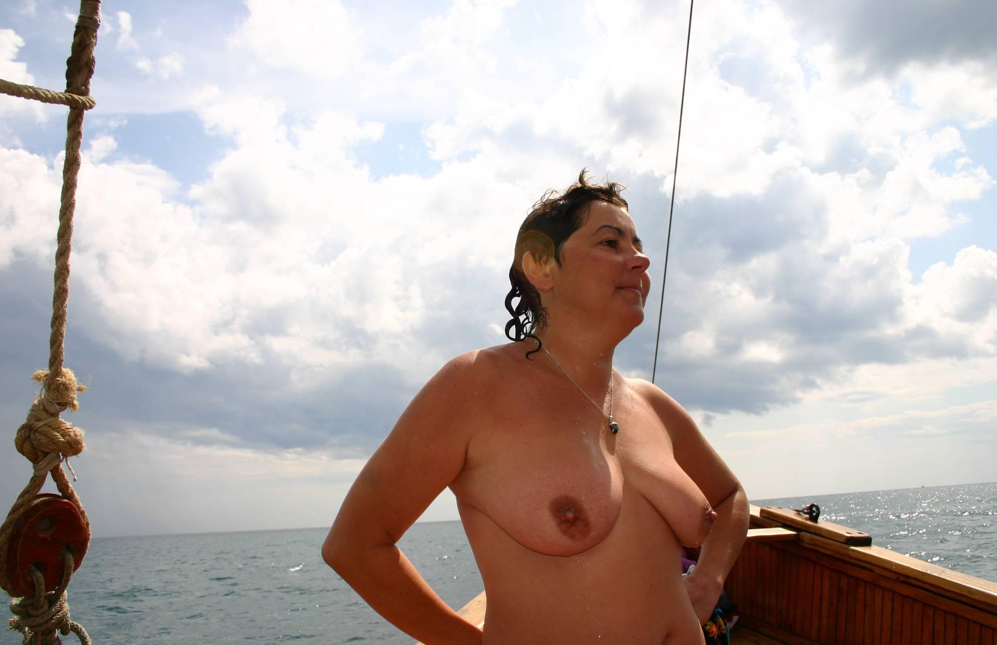 Boat Sea Water Diving - 3