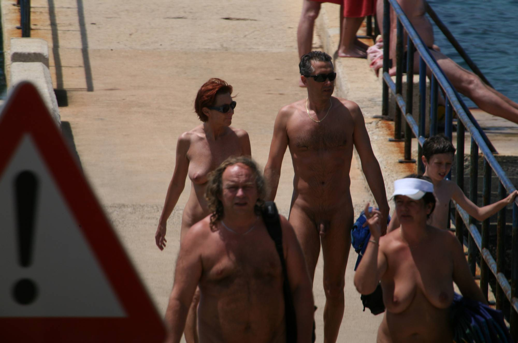 Pure Nudism Images-Coastal Bridge Families - 2