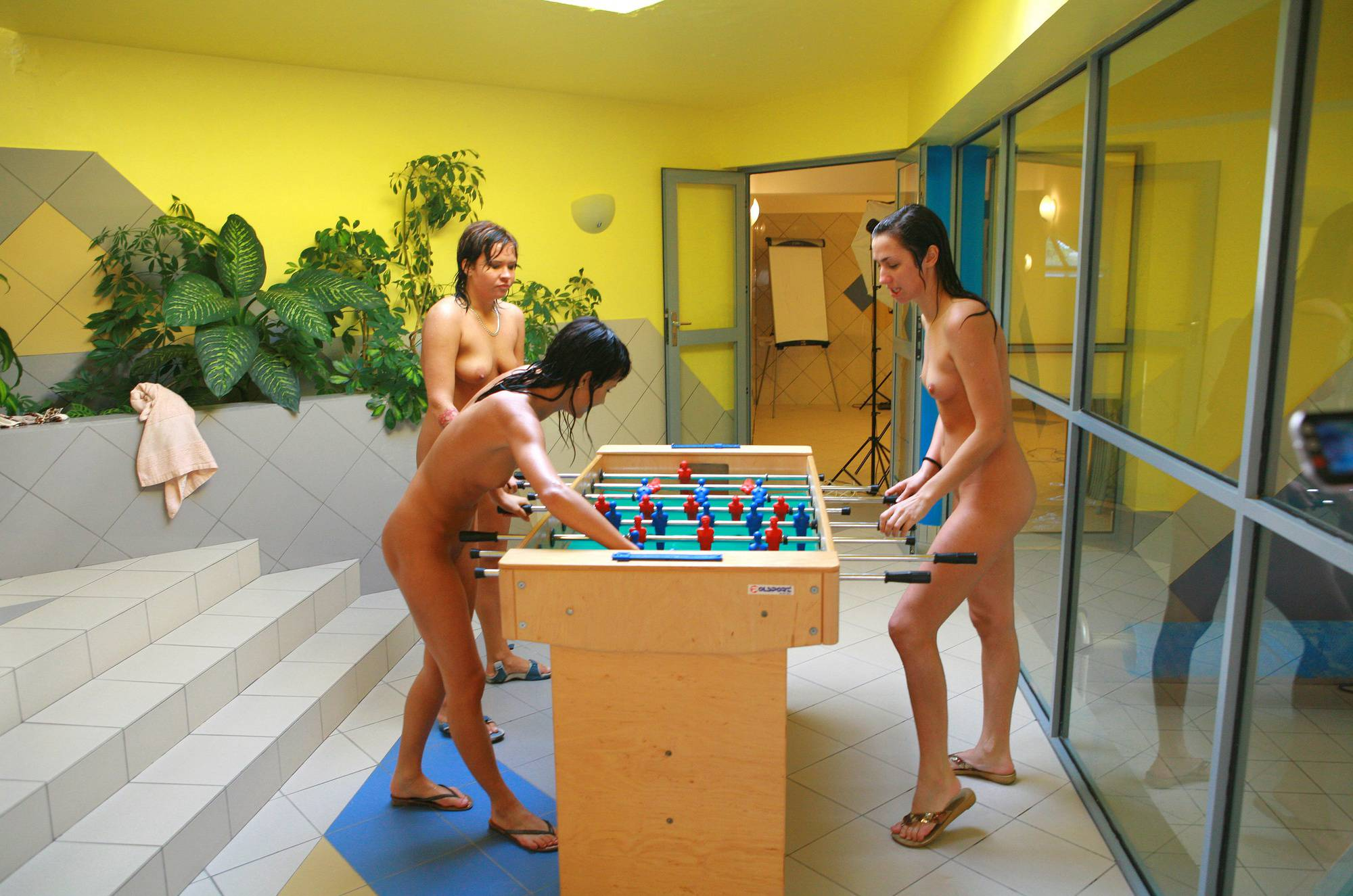 Girl's Rec-Room Games - 1