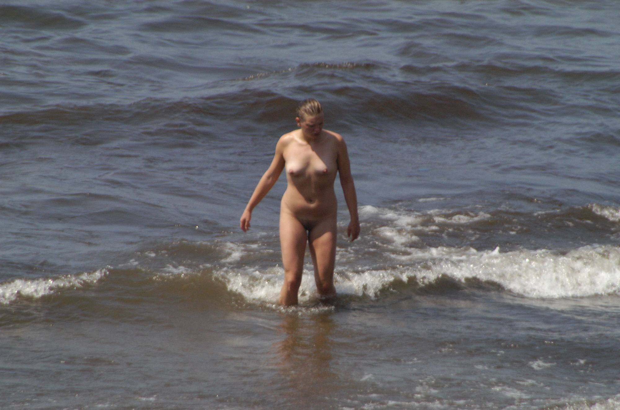 Sitges Topless Beach - 2
