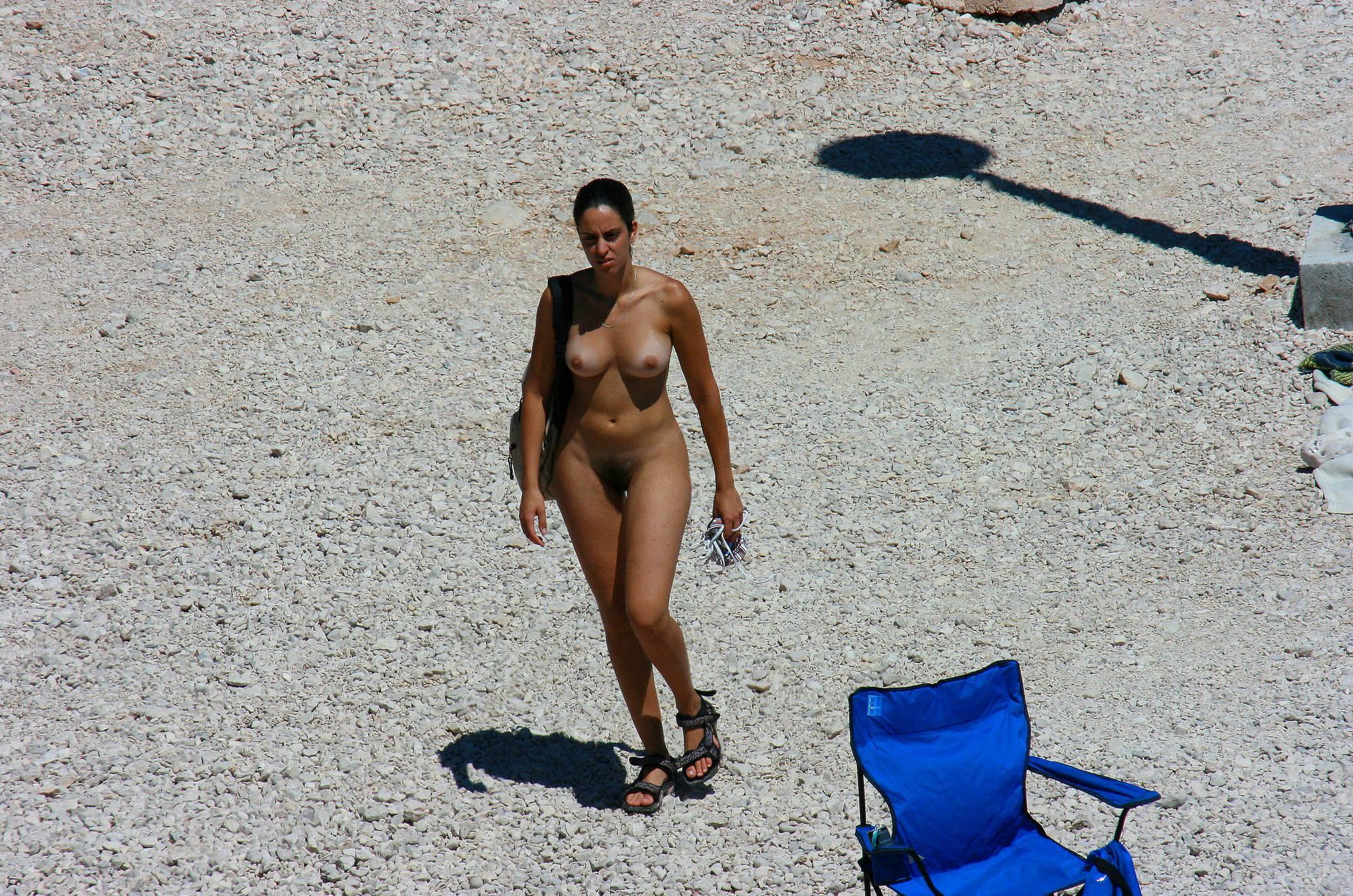 Pure Nudism Photos Ula FKK Girl's Dressing - 2