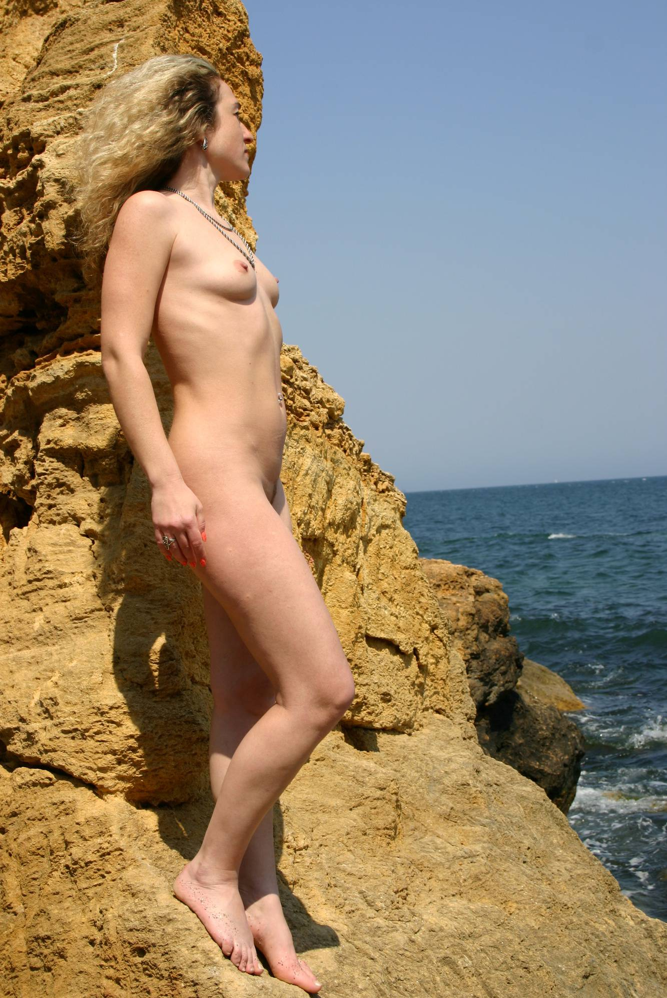 Pure Nudism Images-Mothers Rock Formations - 2