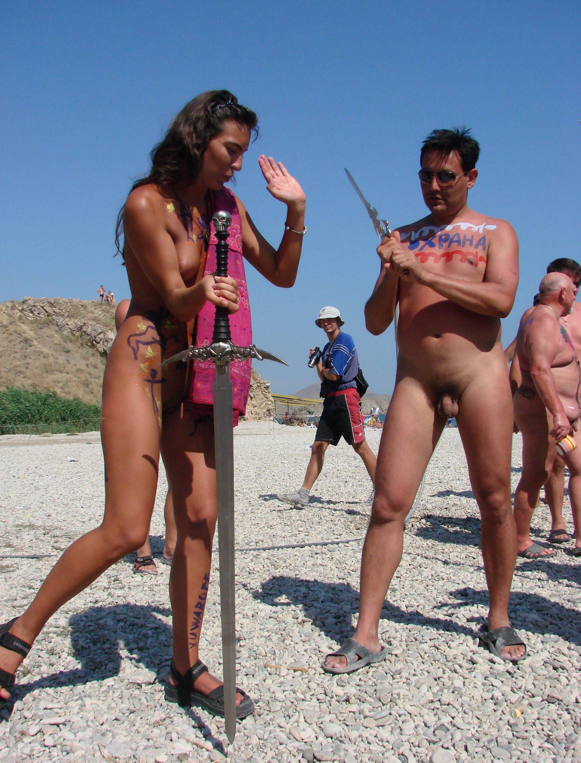 Neptune Day Sword Fights - 3