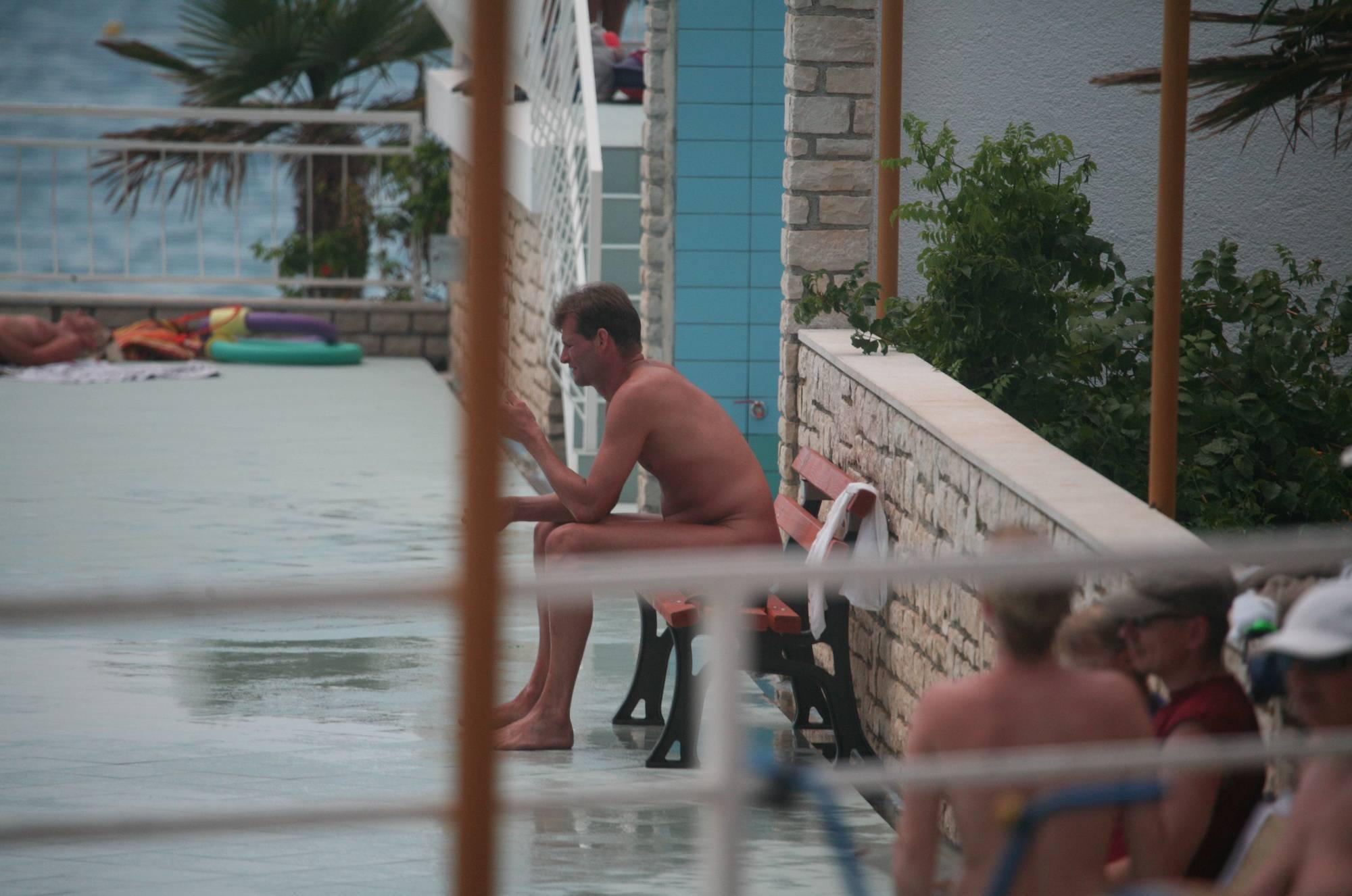 Pure Nudism Photos-Nuda Inner Pool Activities - 4