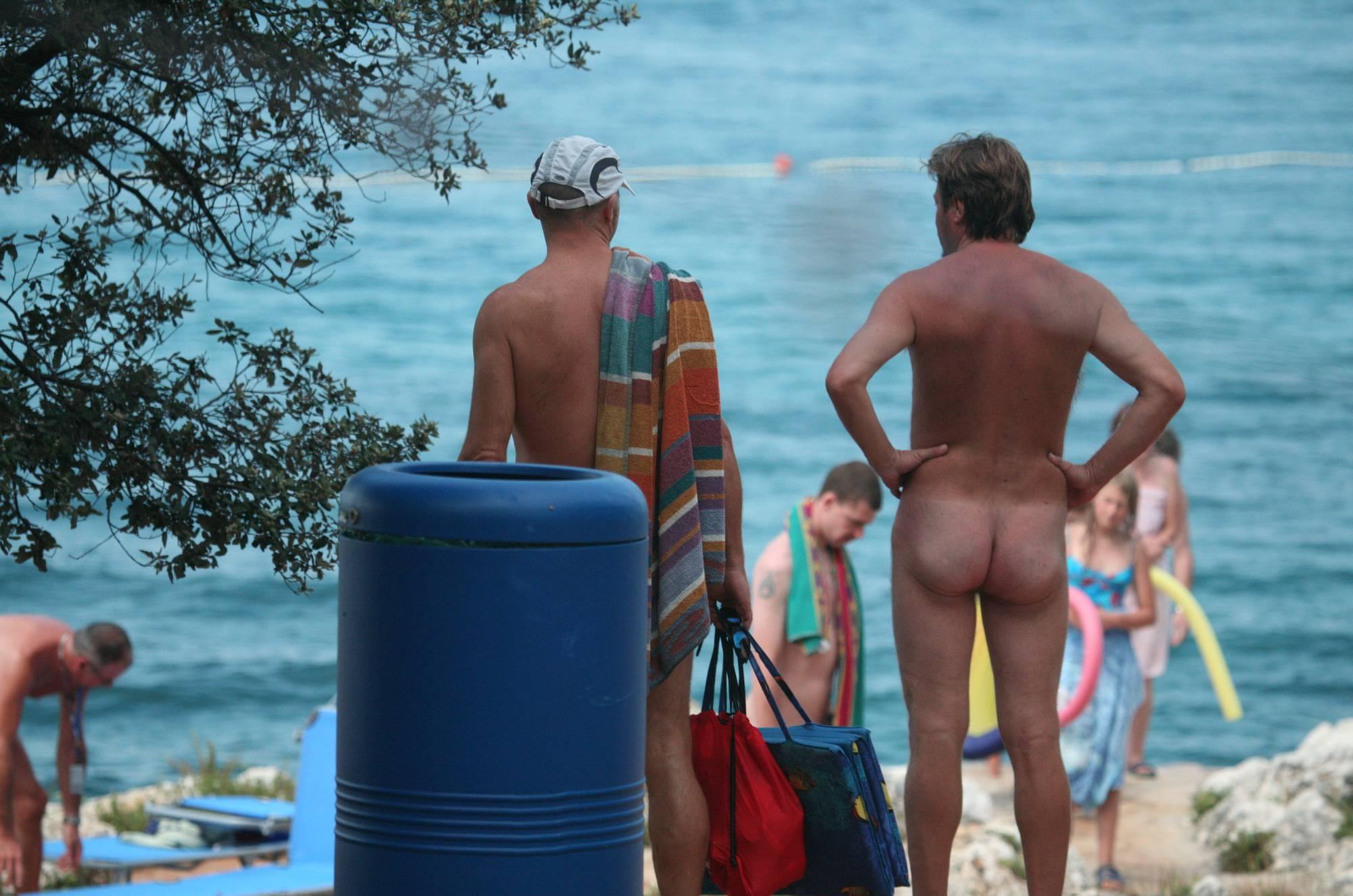 Nude FKK Family Beach - 2