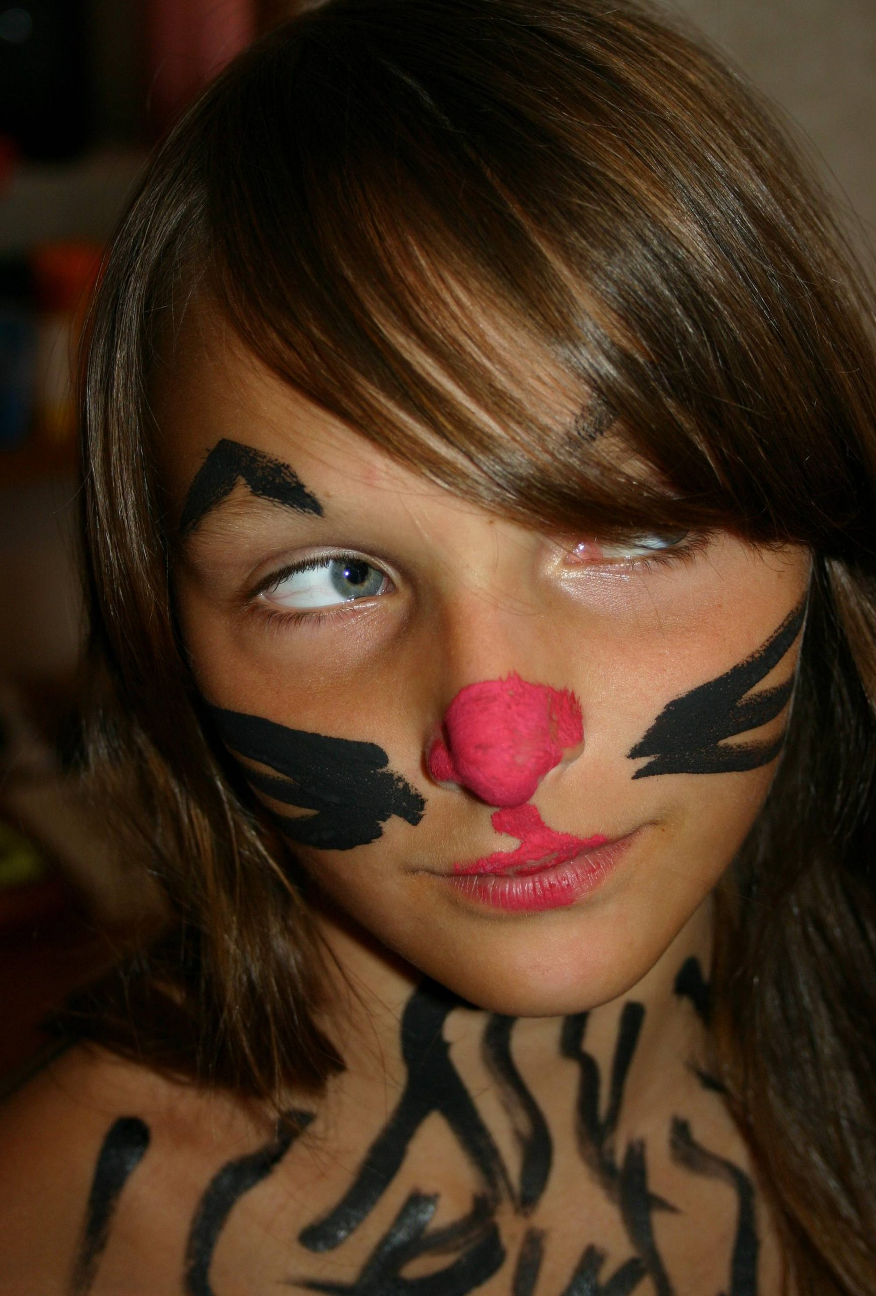 Nude Tiger Paint and Colors - 1