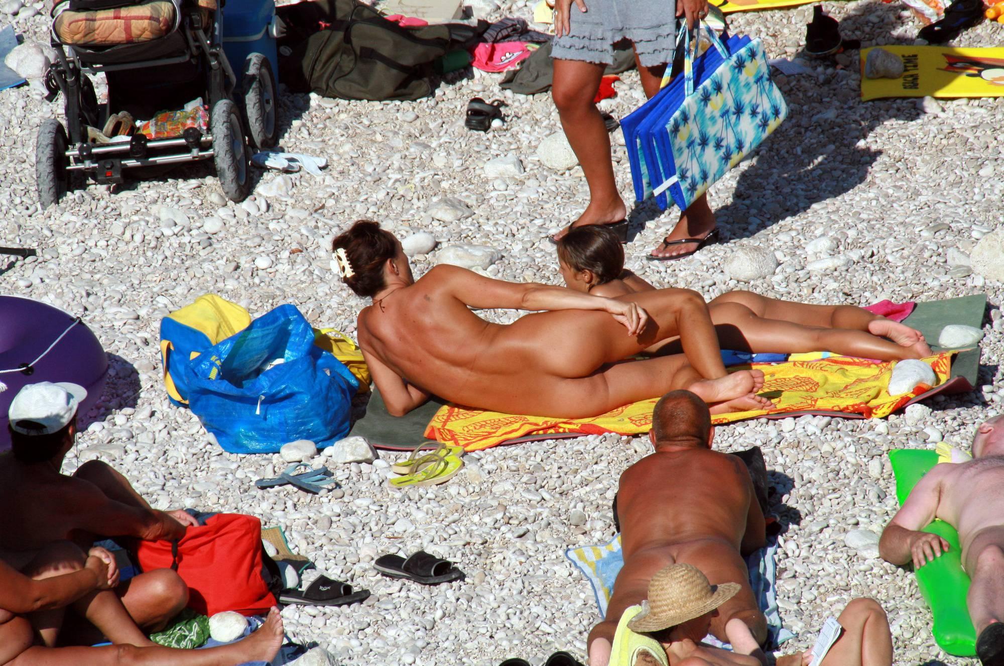 Purenudism Images-Nudist Beach Assortment - 2
