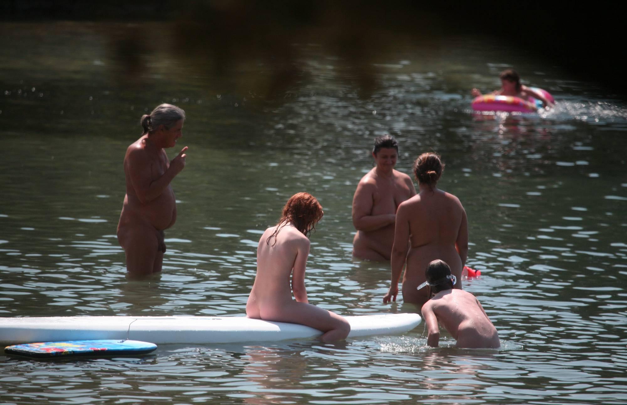 Nudist Park Canoe Waters - 3