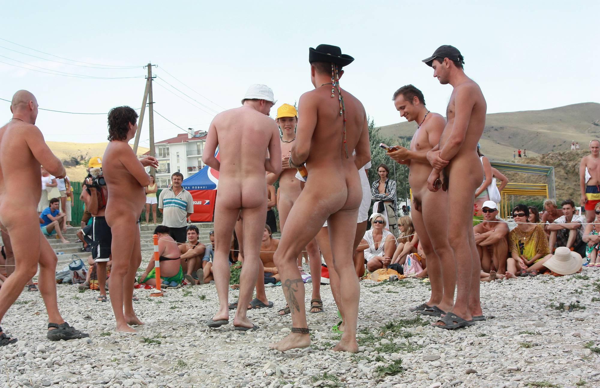 Pure Nudism Photos-Ukrainian Day Assortment - 3