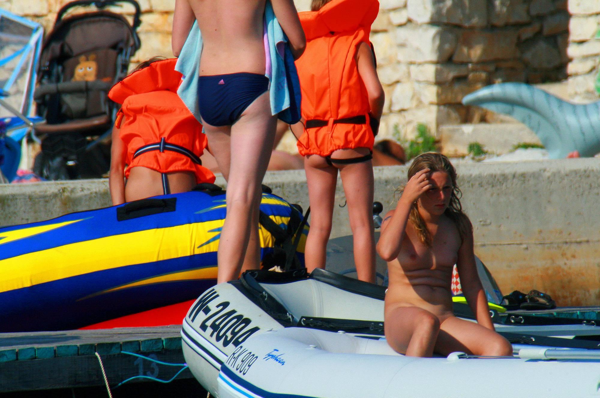 Pure Nudism-Ula FKK Boating Family - 1
