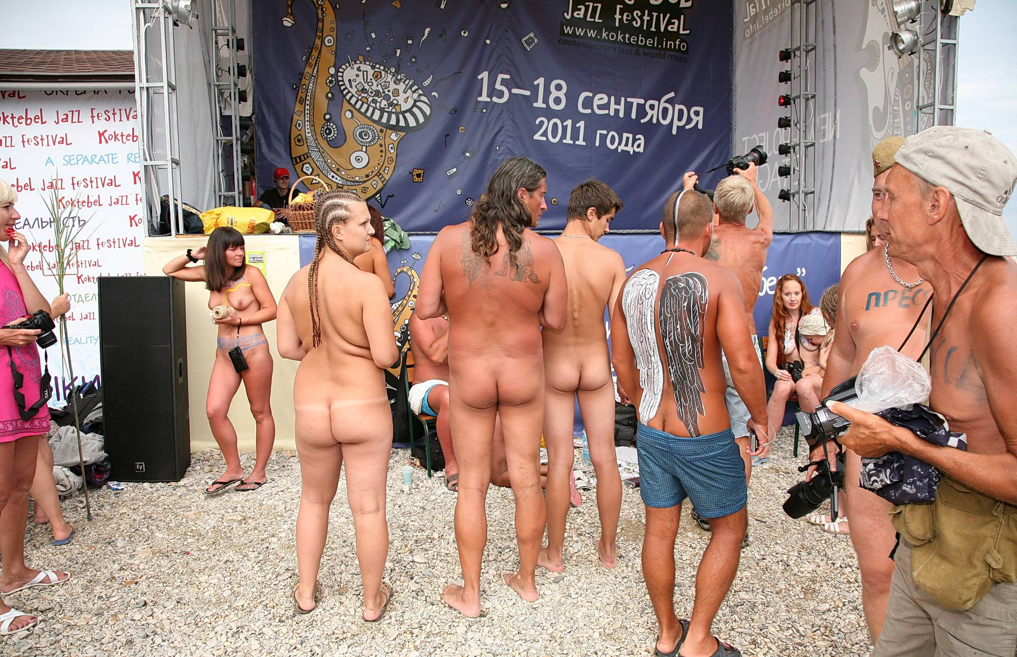 Body Paint Enthusiasts - 2