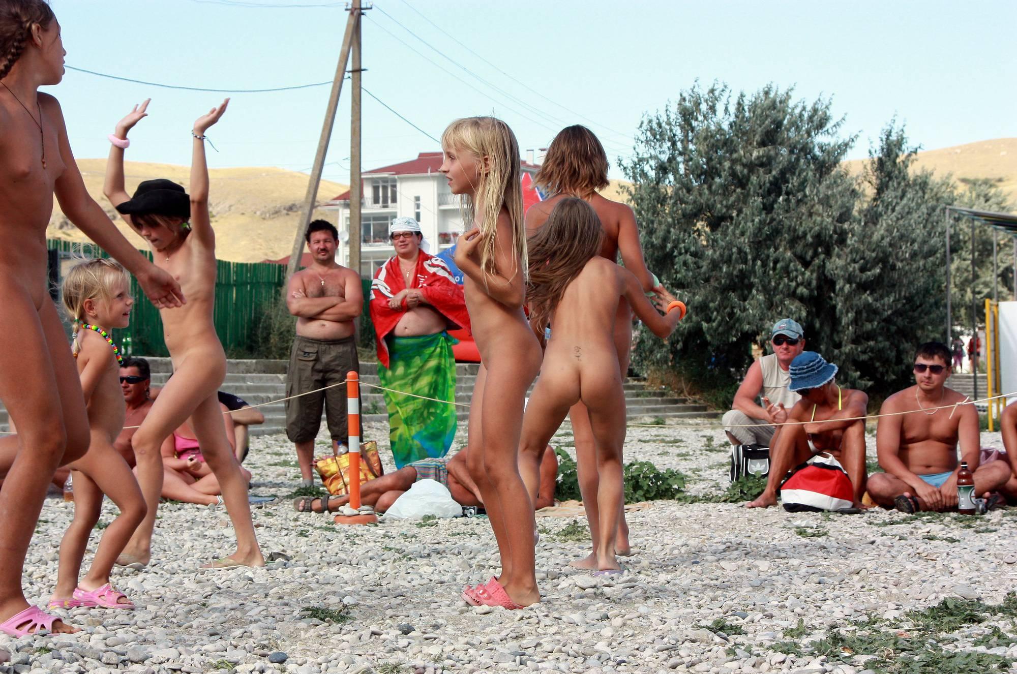 Purenudism Gallery-Cartwheel and Beach Dance - 2
