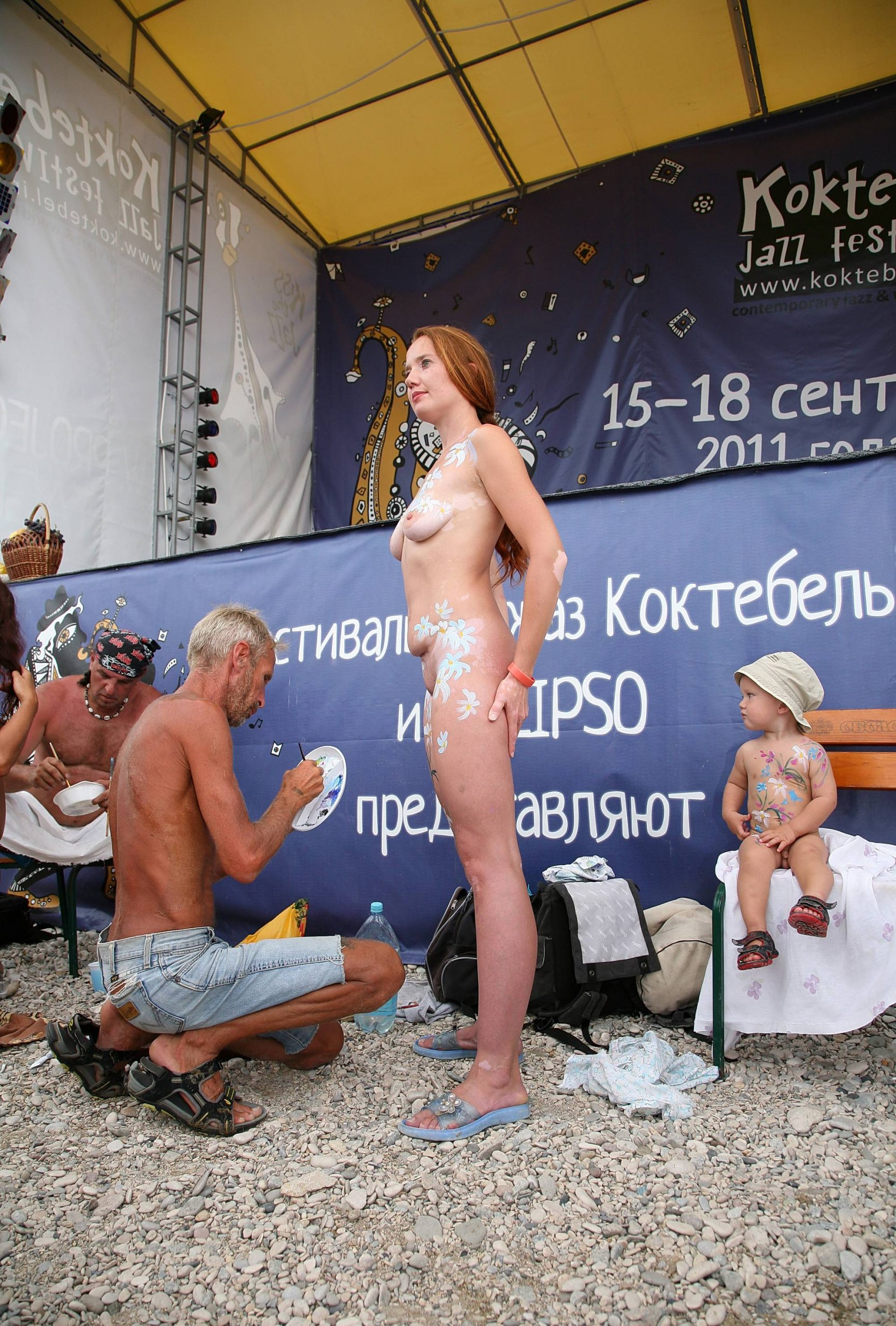 Purenudism Images-Cloudy Day Body Artists - 2