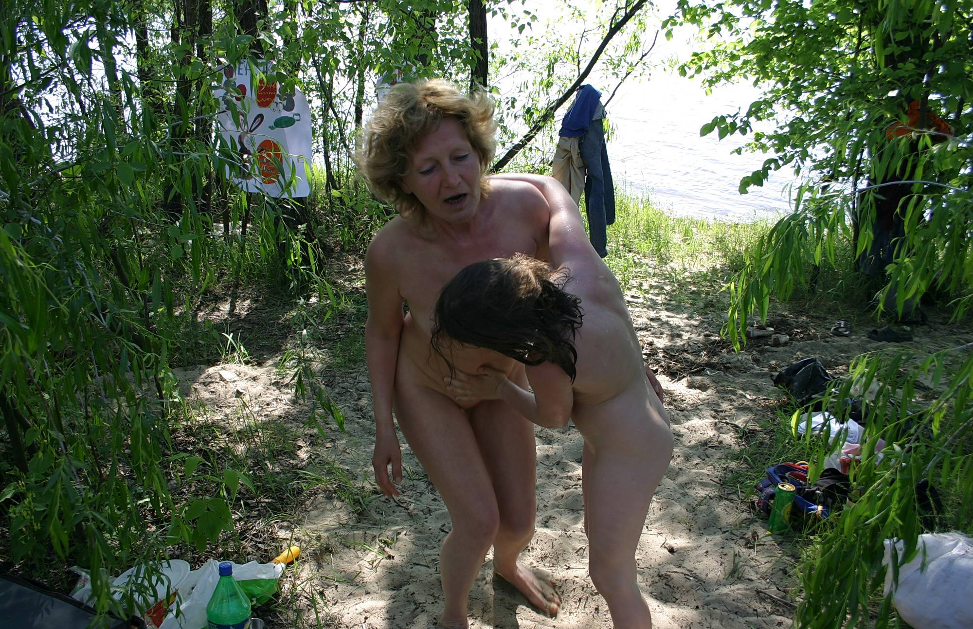 Pure Nudism Gallery-In The Forest Sanctuary - 3