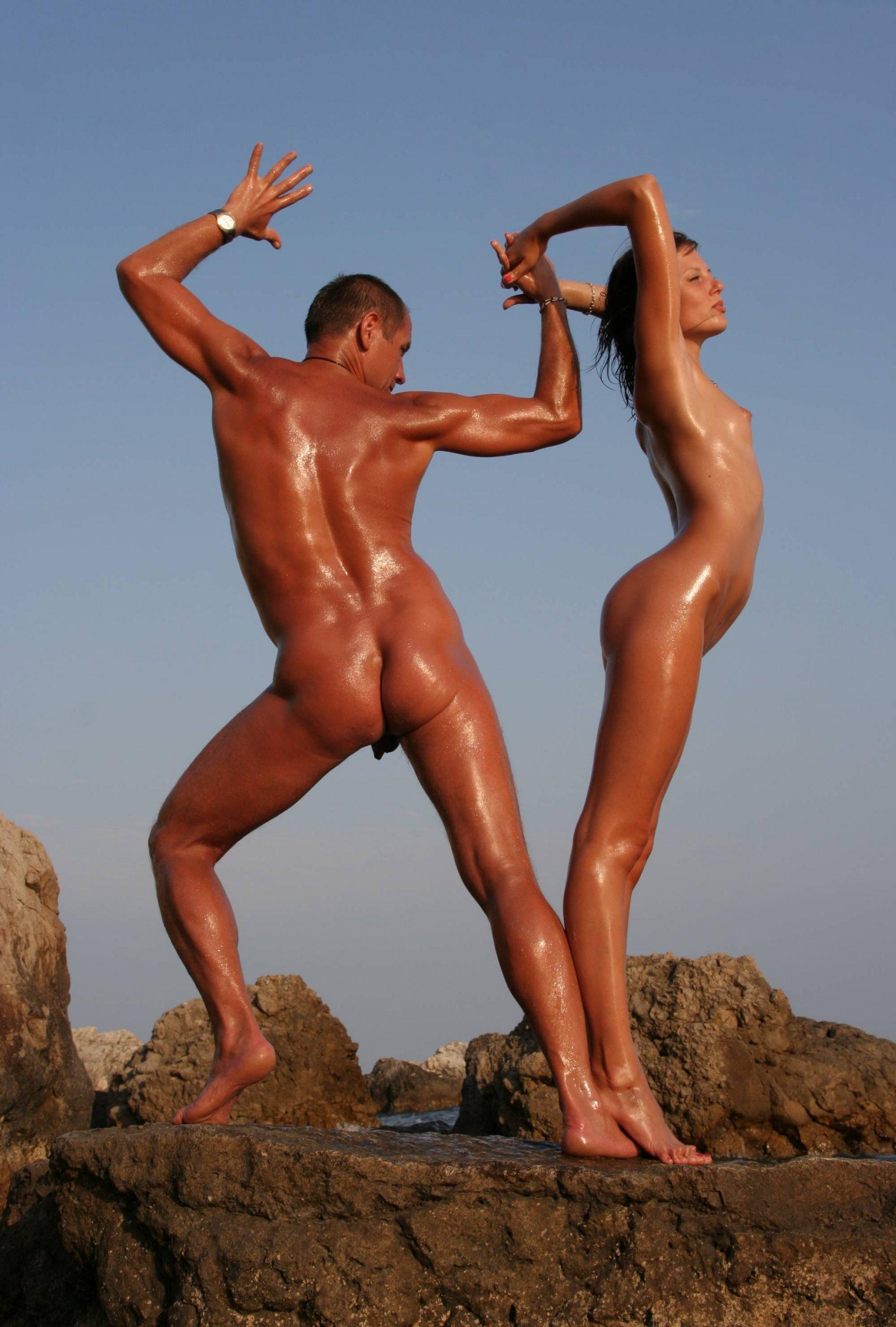 Nudist Couples Dynamics - 3