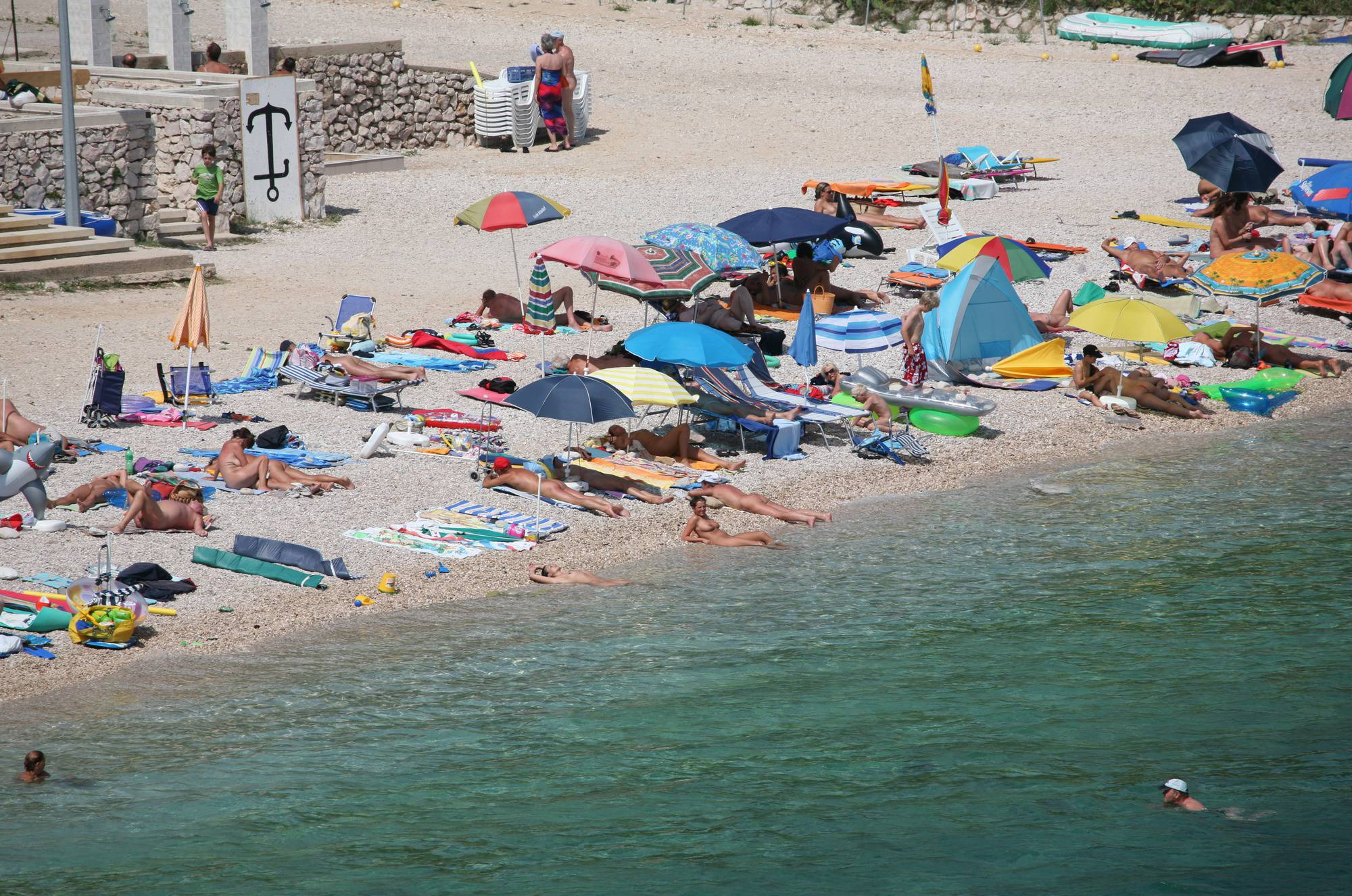 Wide Maslin Beach View - 1