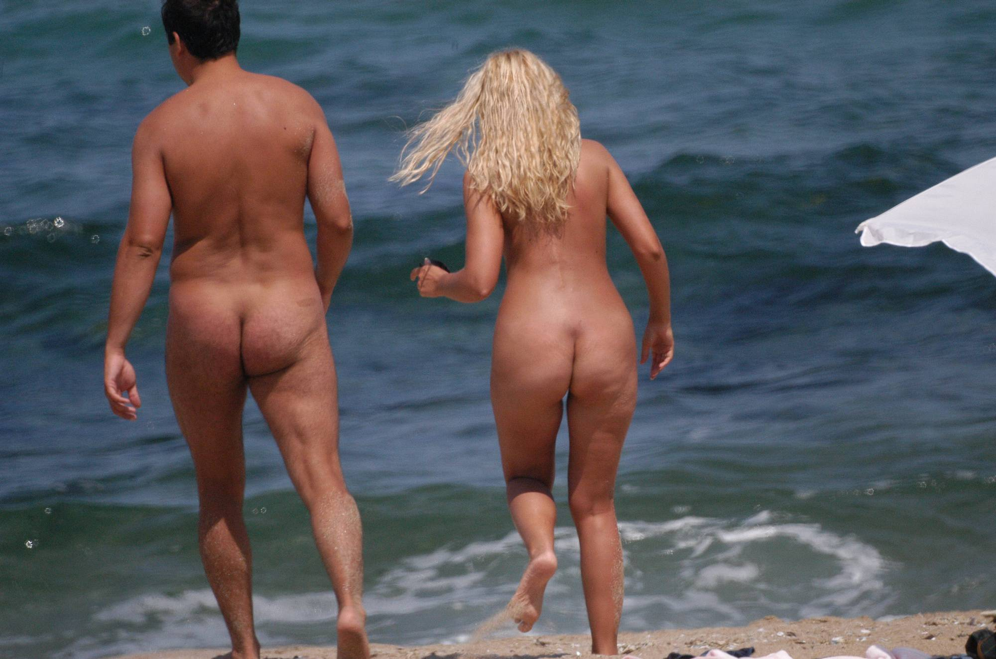 Pure Nudism Primorsk Couple Day Girl - 2