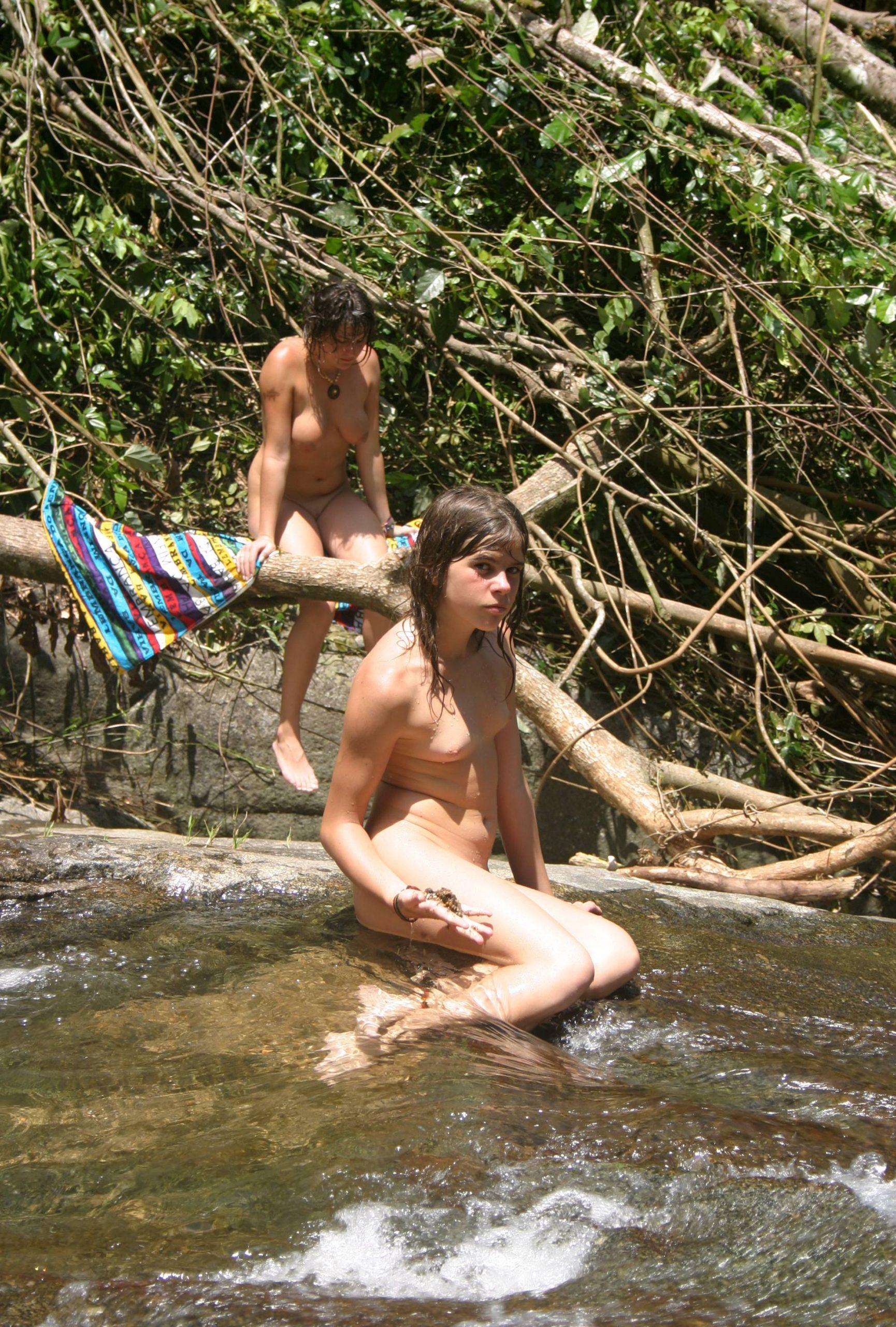 Purenudism Pics-Brazilian Top of the Rivers - 3